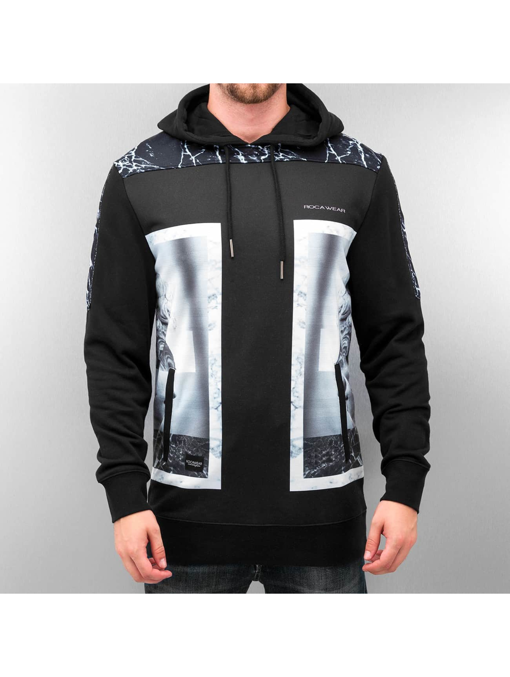 Rocawear Hupparit Double Marble musta