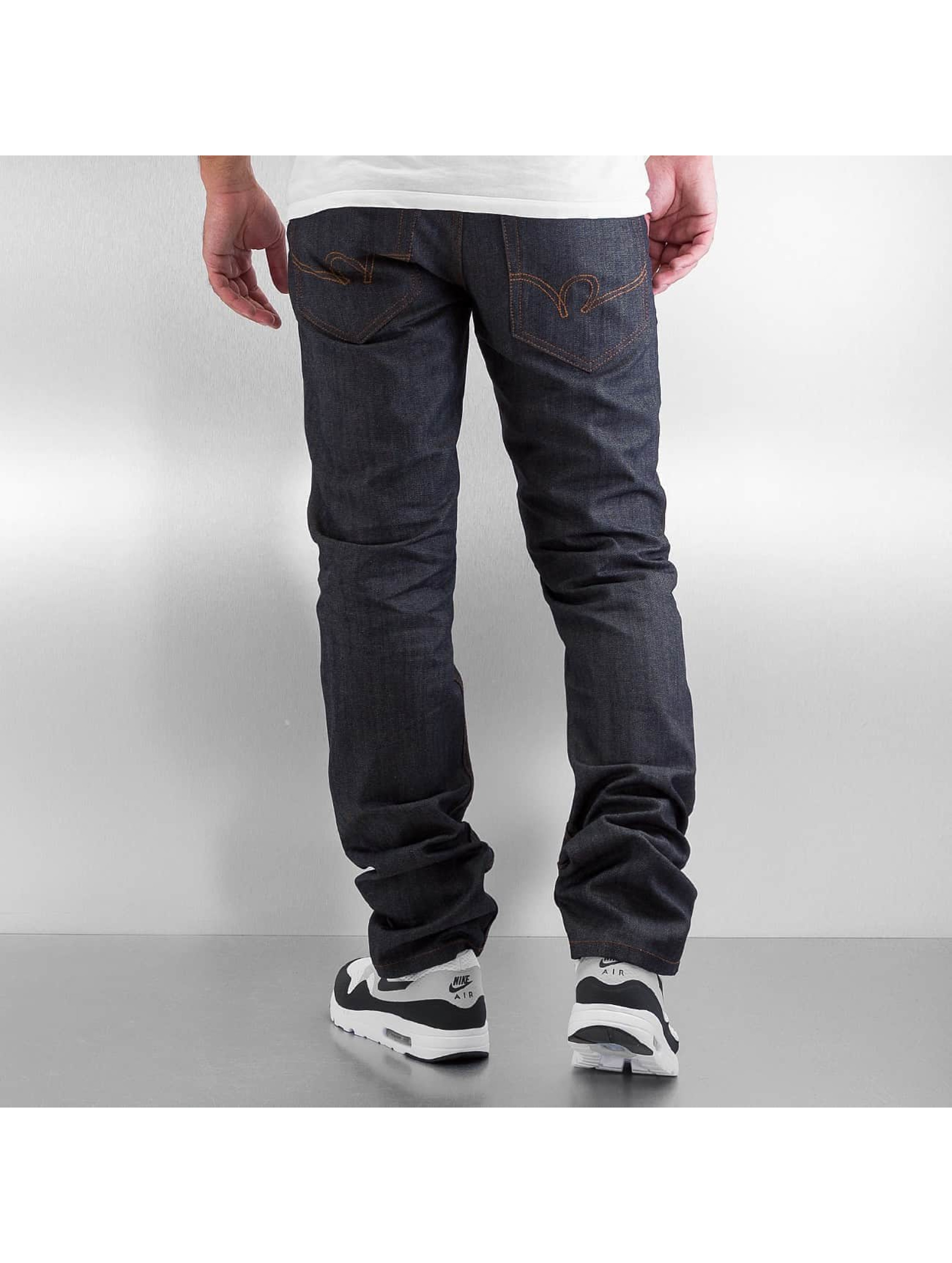 Rocawear Jean coupe droite Relaxed bleu