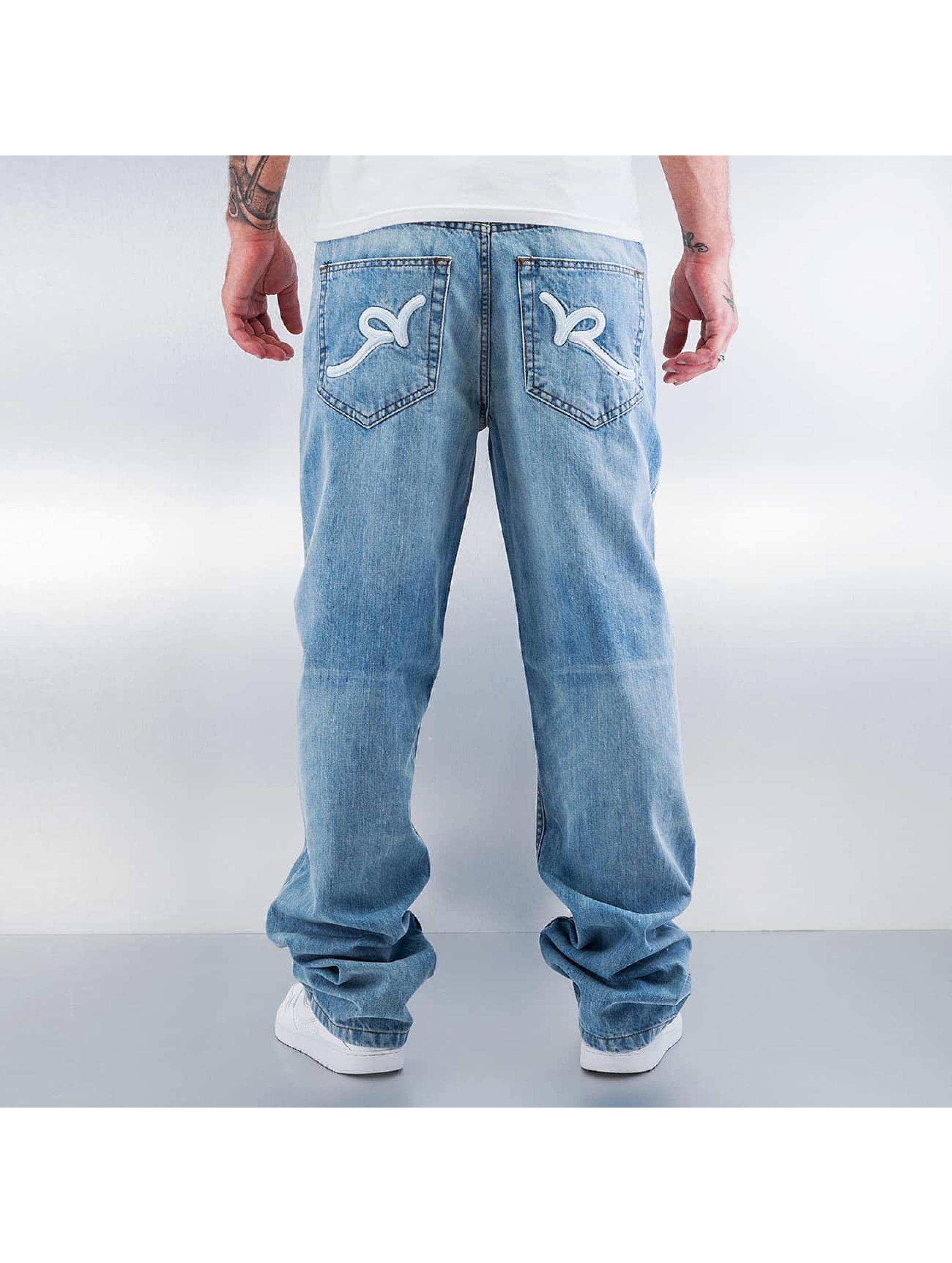 rocawear tap bleu homme jean large rocawear acheter pas cher jean 270726. Black Bedroom Furniture Sets. Home Design Ideas