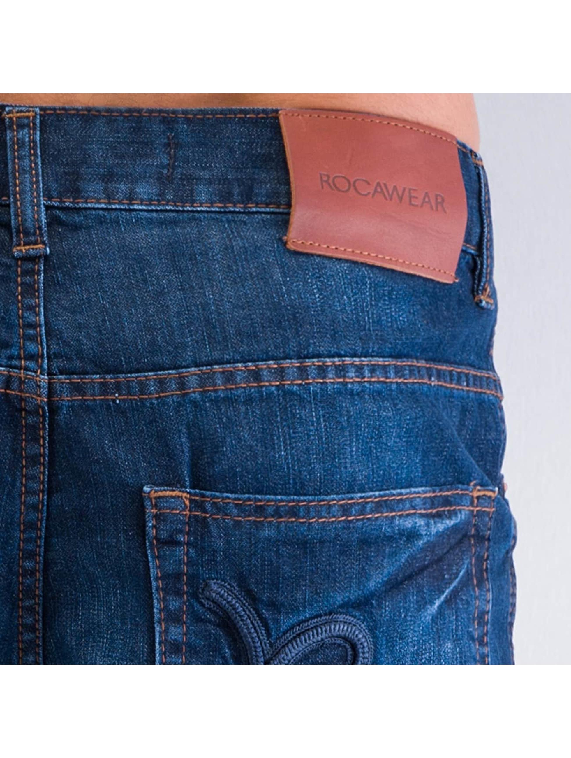 Rocawear Jean large Tap bleu