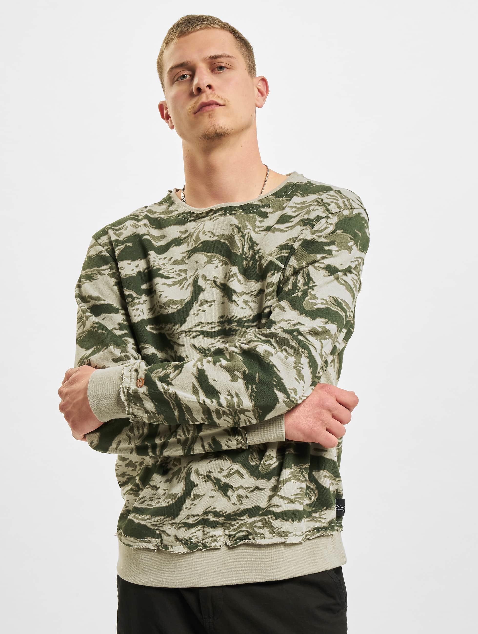 Rocawear Jumper Sweatshirt camouflage