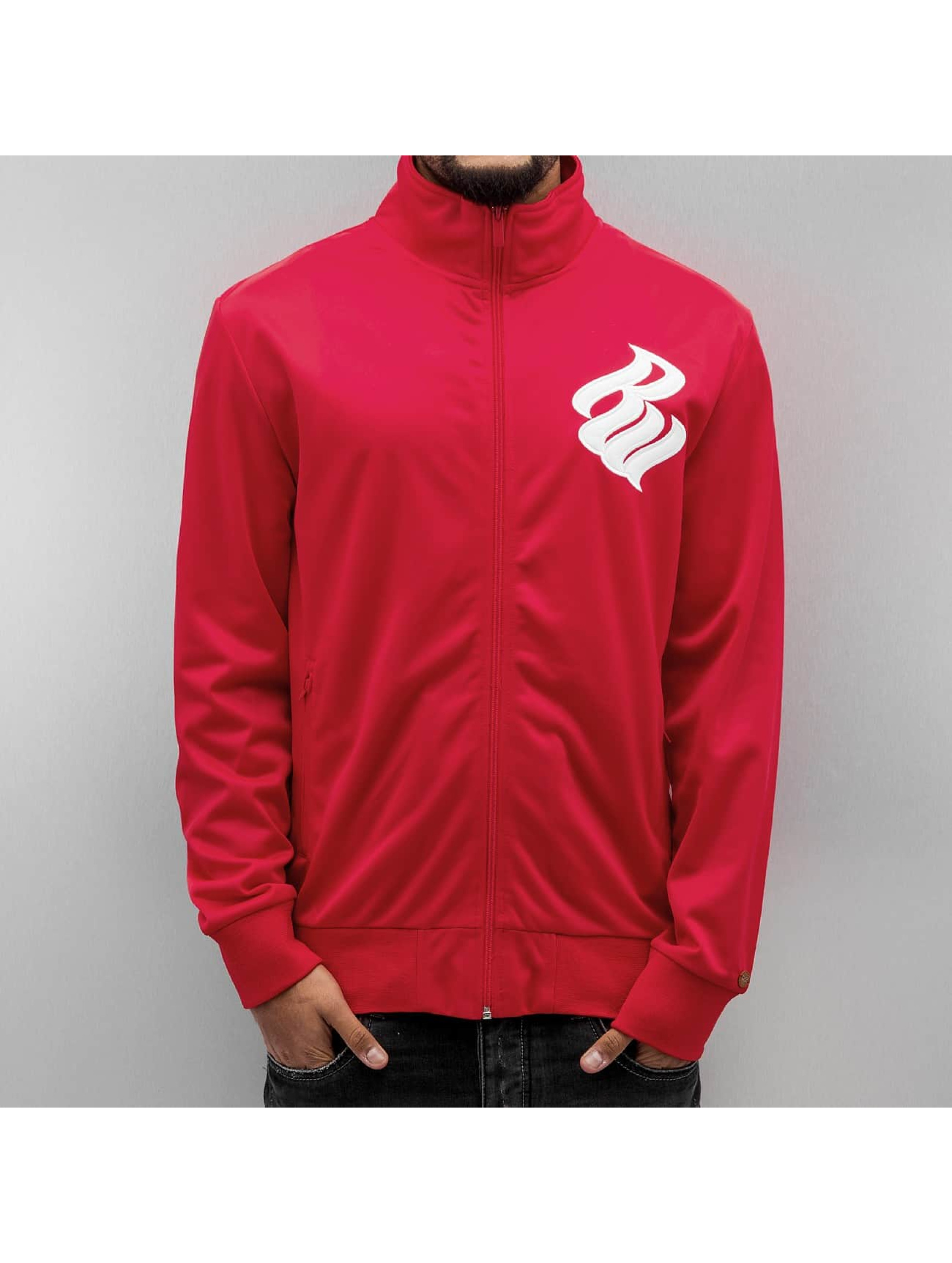 Rocawear Lightweight Jacket Logo red