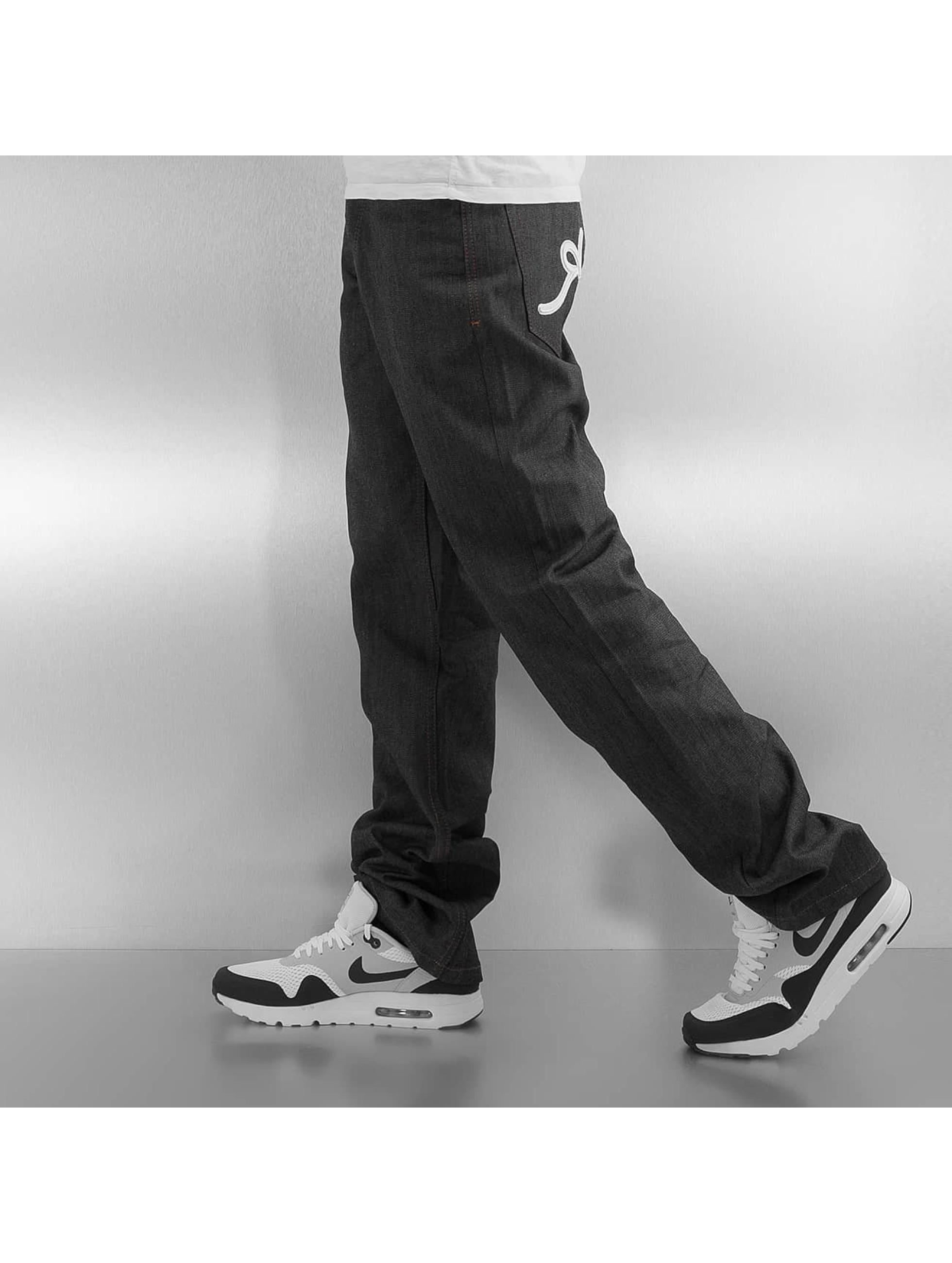 Rocawear Loose Fit Jeans Tap grau
