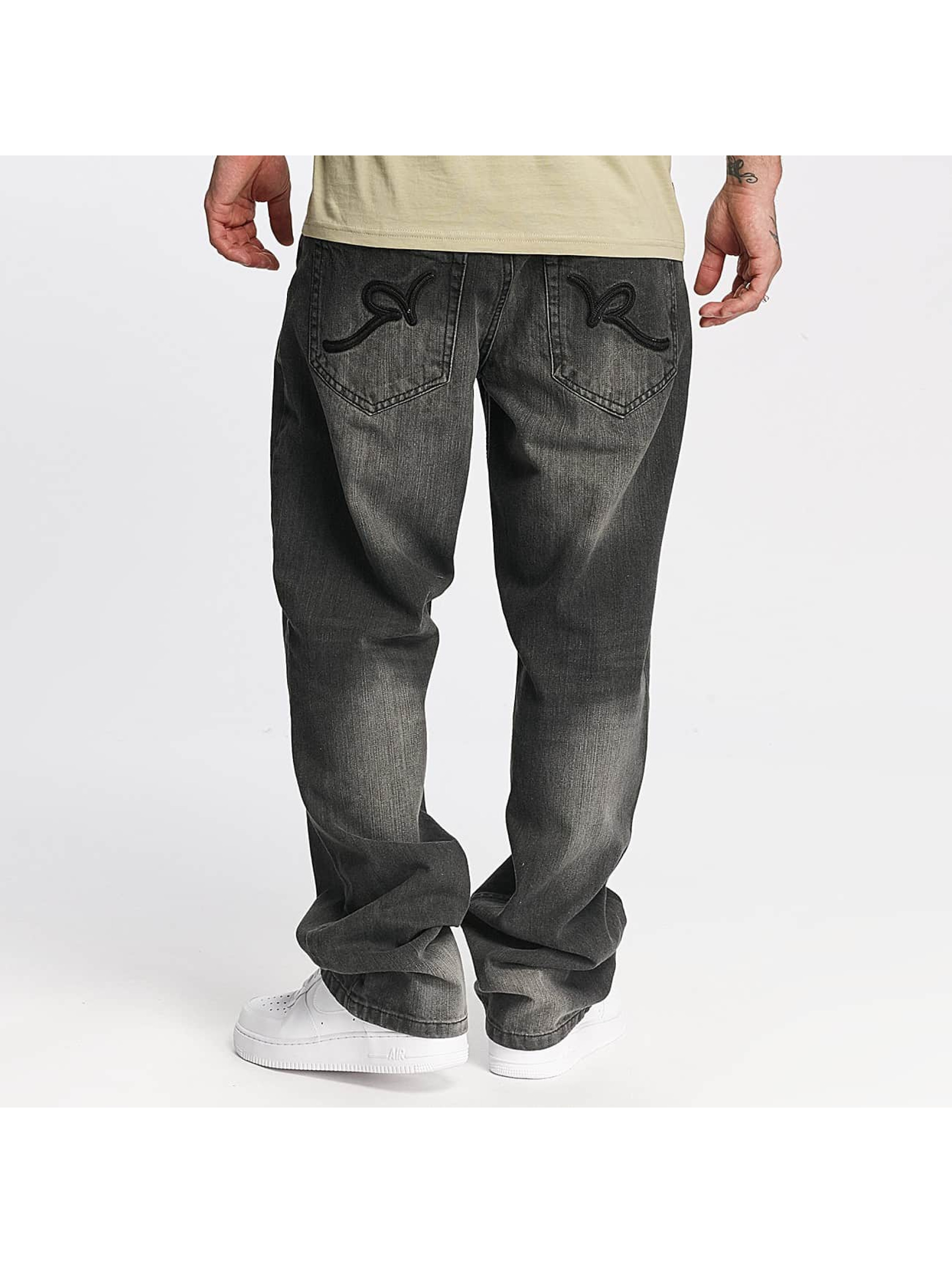 Rocawear Loose Fit Jeans Mirror grey