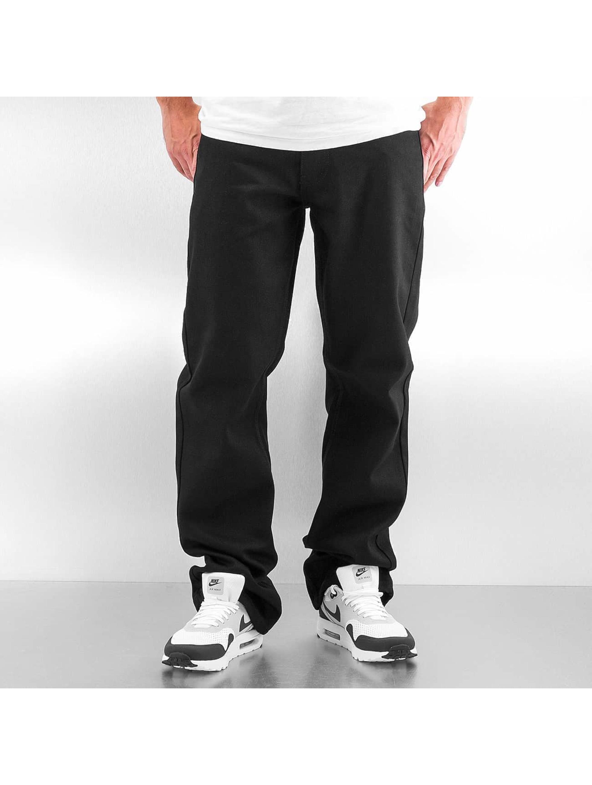 Rocawear Loose fit jeans Tap zwart