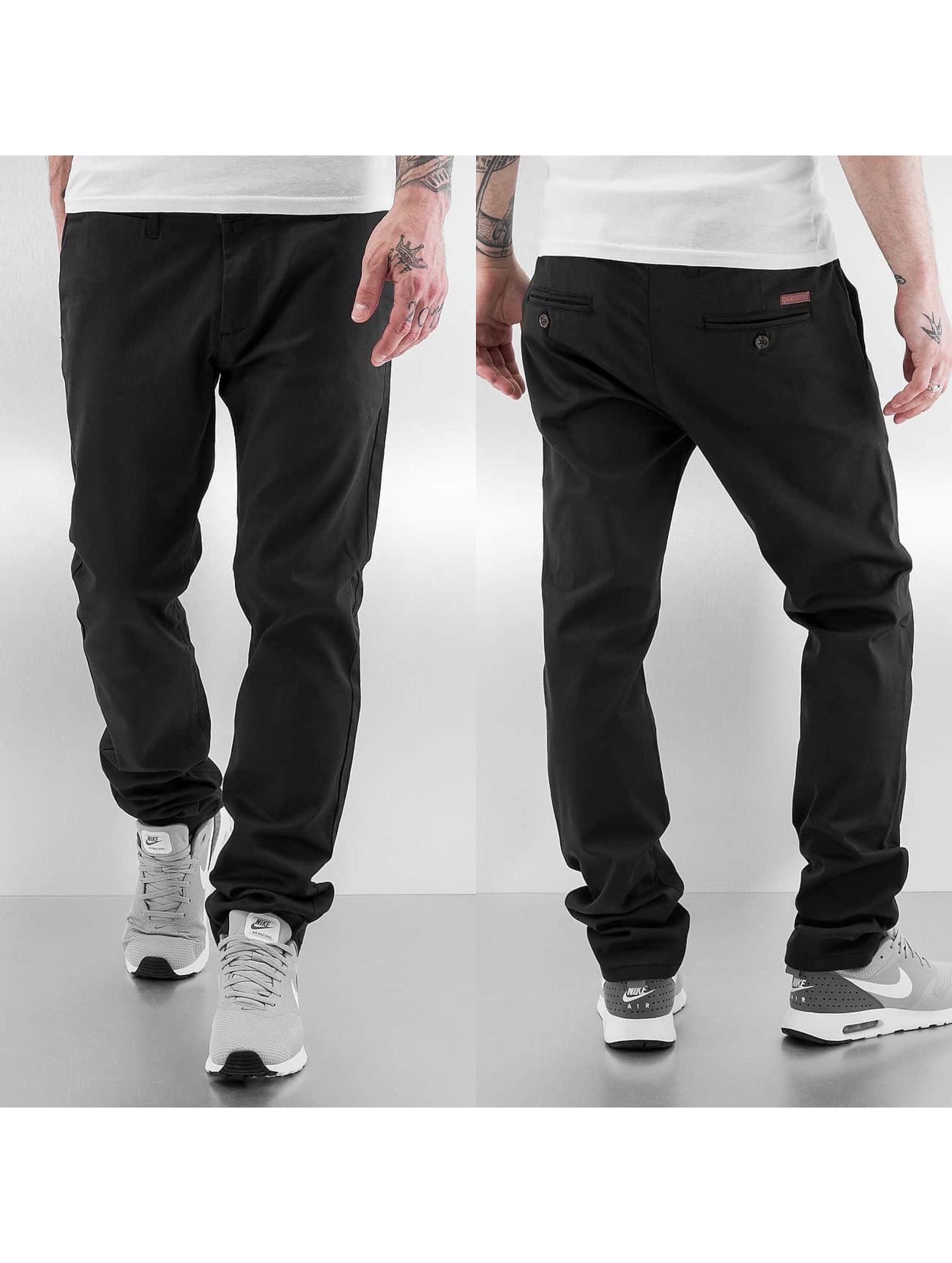 Rocawear Pantalon chino Slim Fit noir
