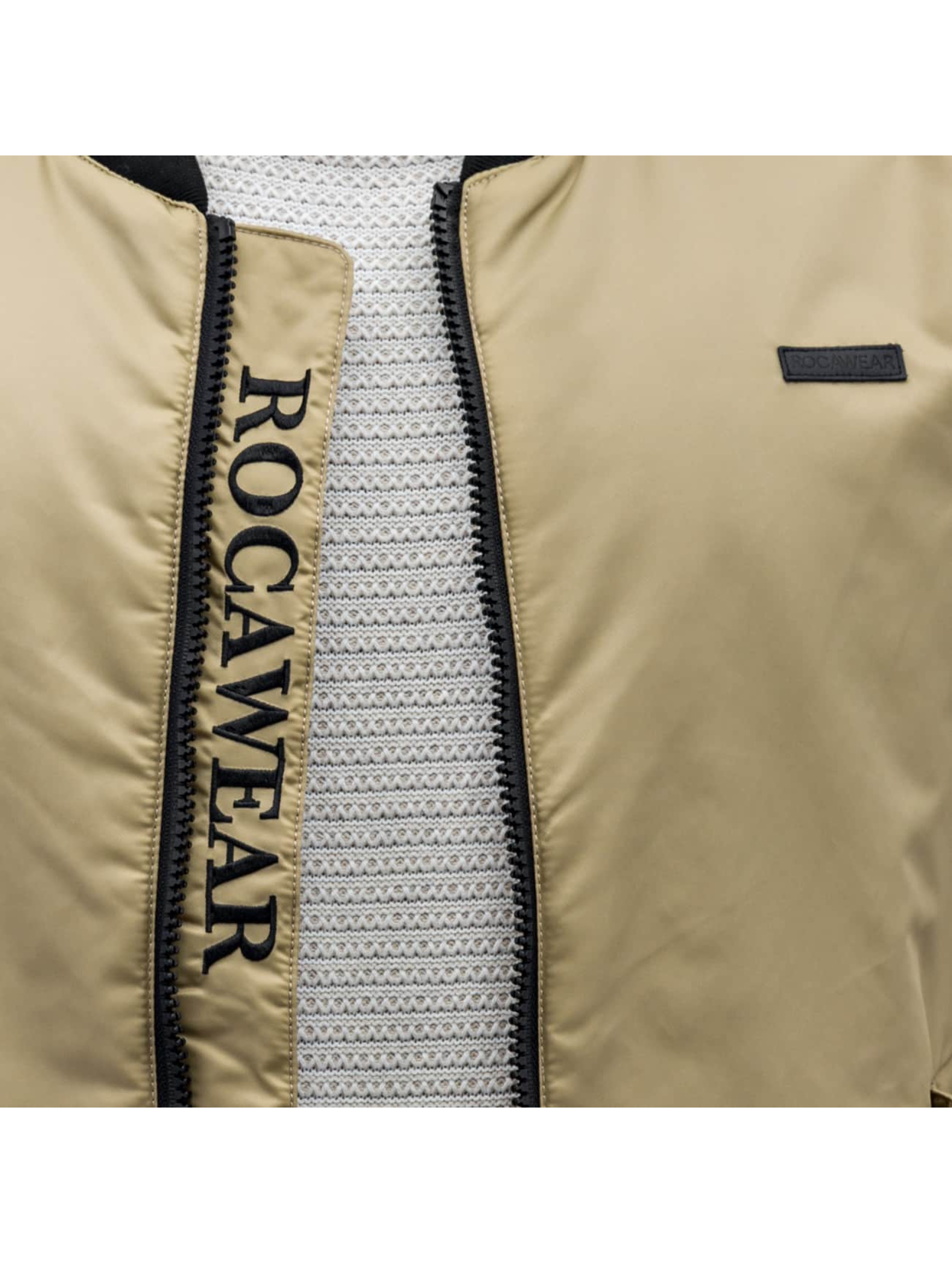 Rocawear Pilotjakke Bomber khaki