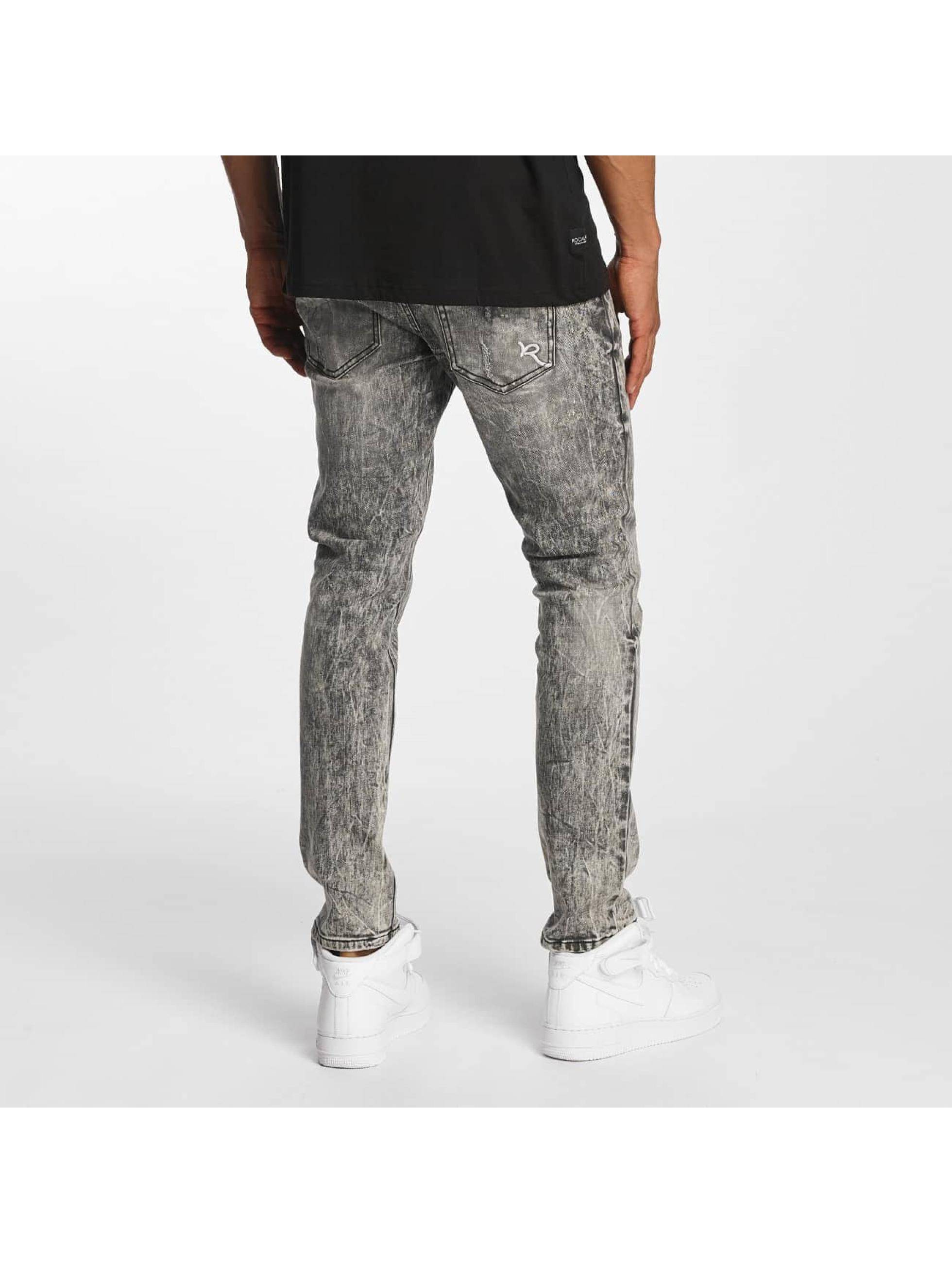 Rocawear Skinny Jeans Smokey szary