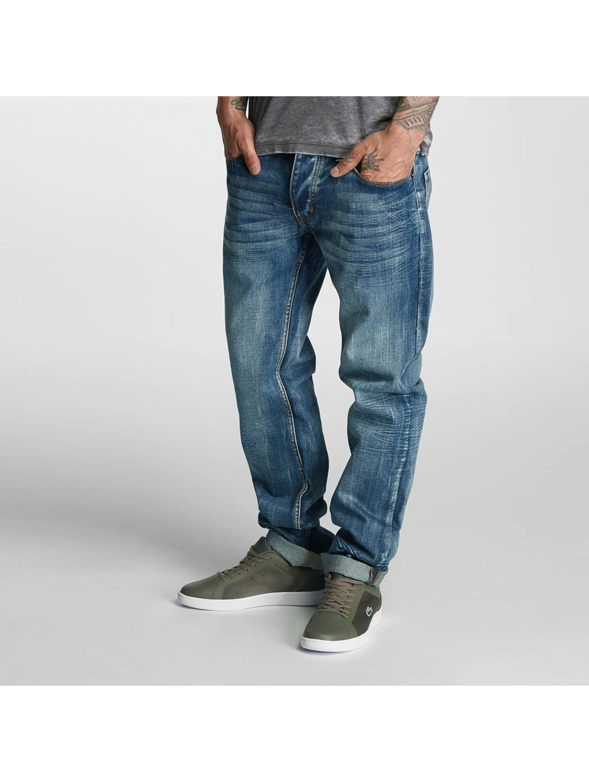 Rocawear Straight Fit farkut Relaxed Fit sininen