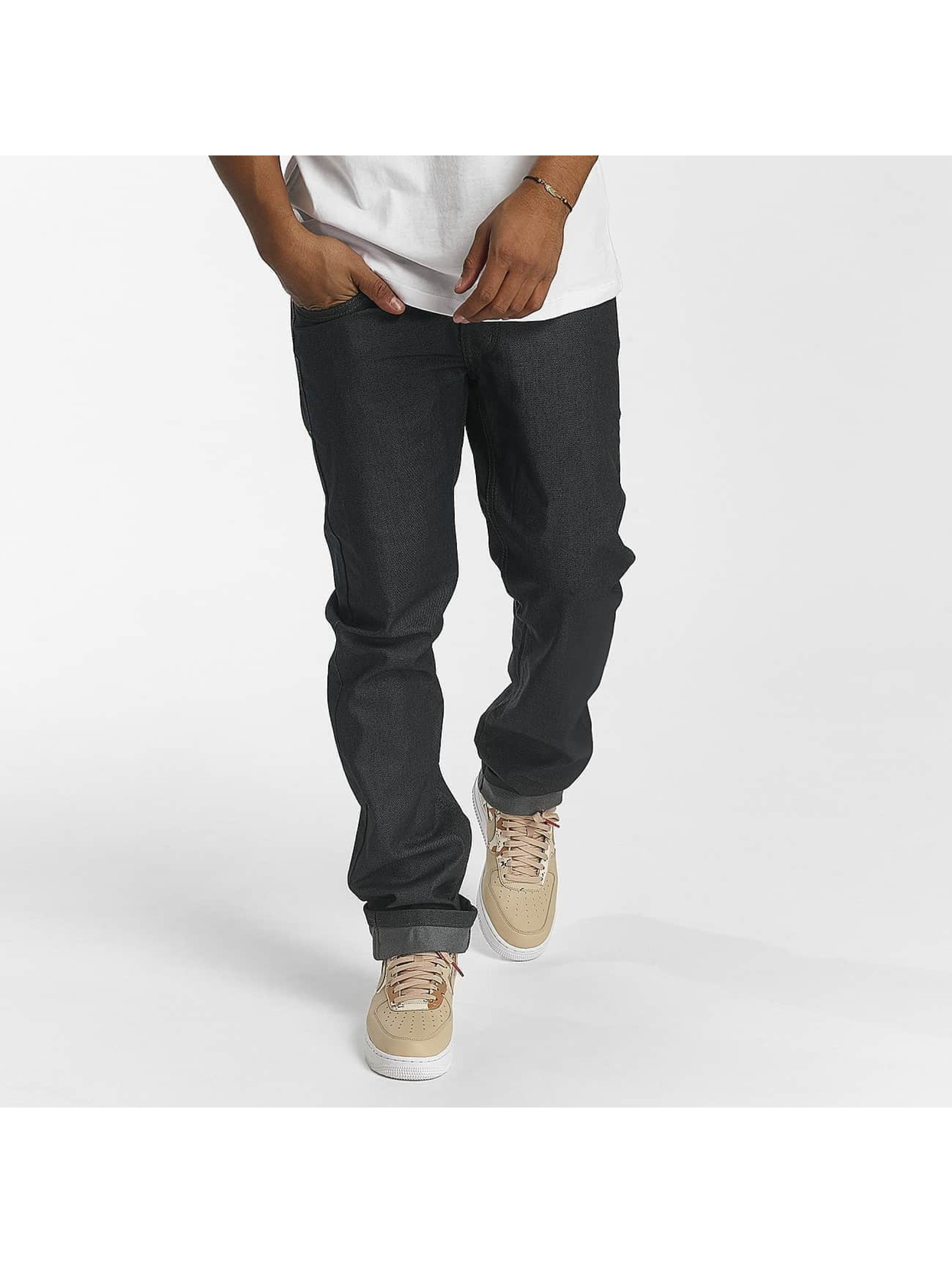 Rocawear Straight Fit Jeans Japan modrý