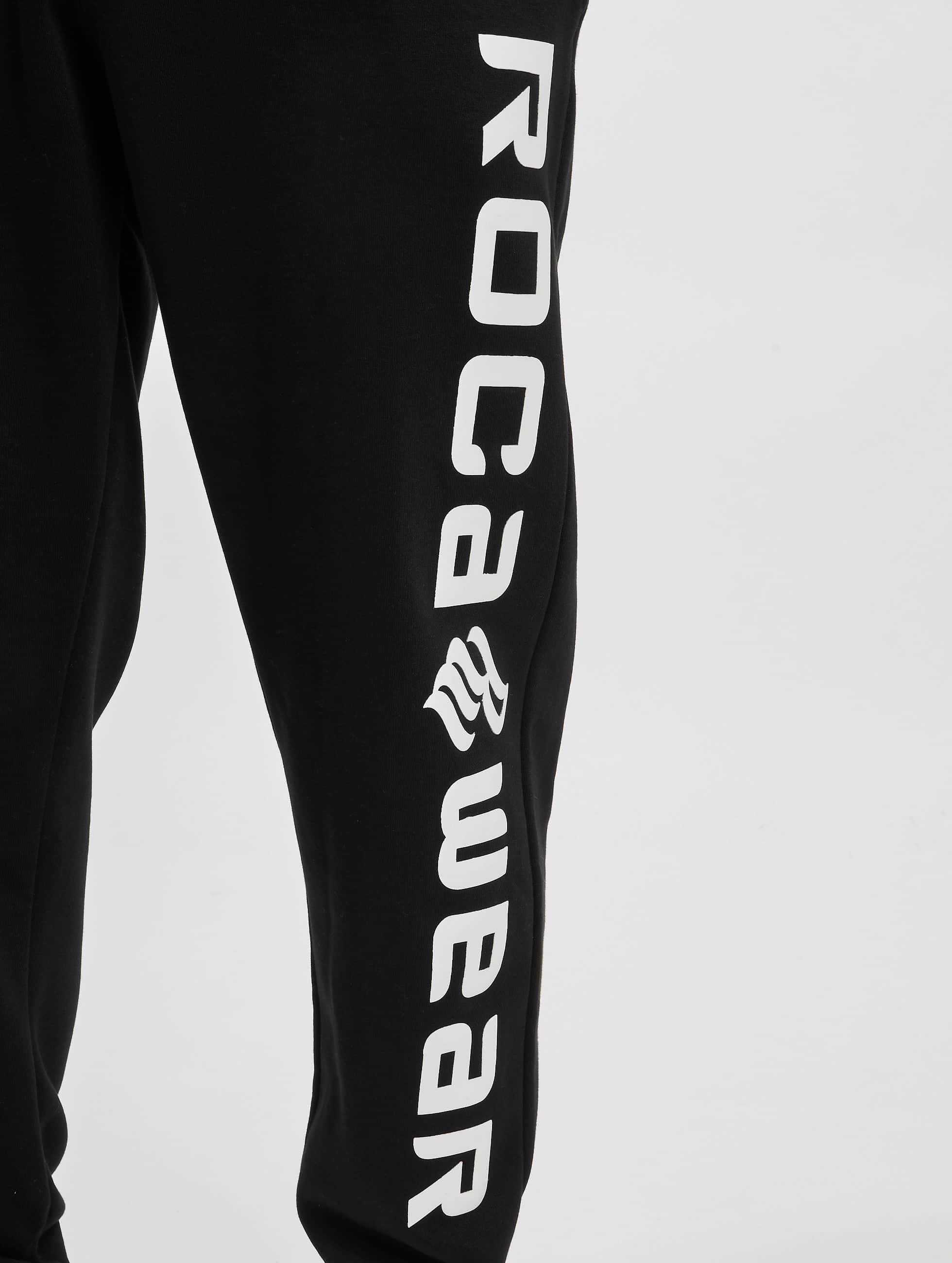Rocawear Sweat Pant Logo black