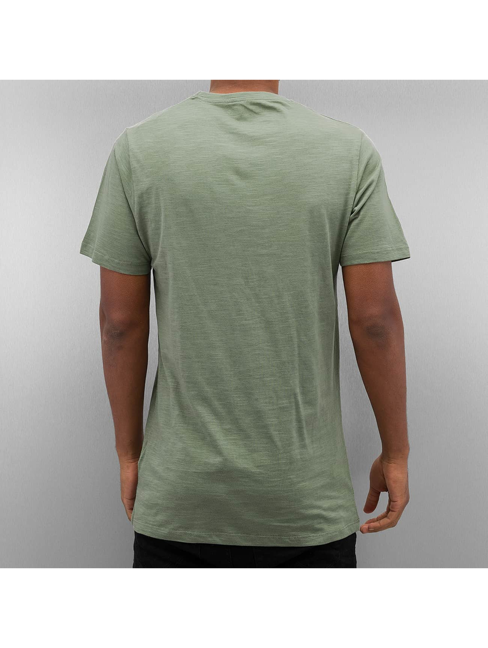 Rocawear T-Shirt Hard Knock Life olive