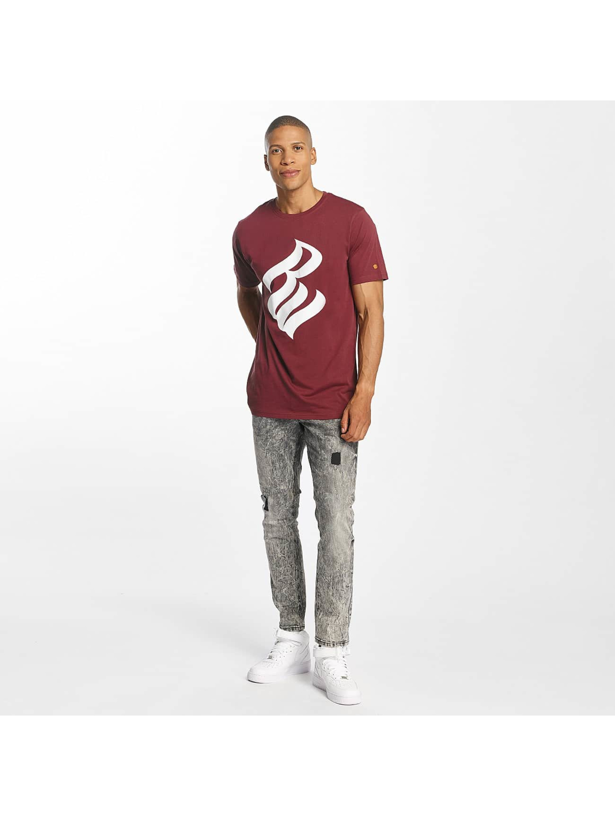 Rocawear T-Shirt New York rouge