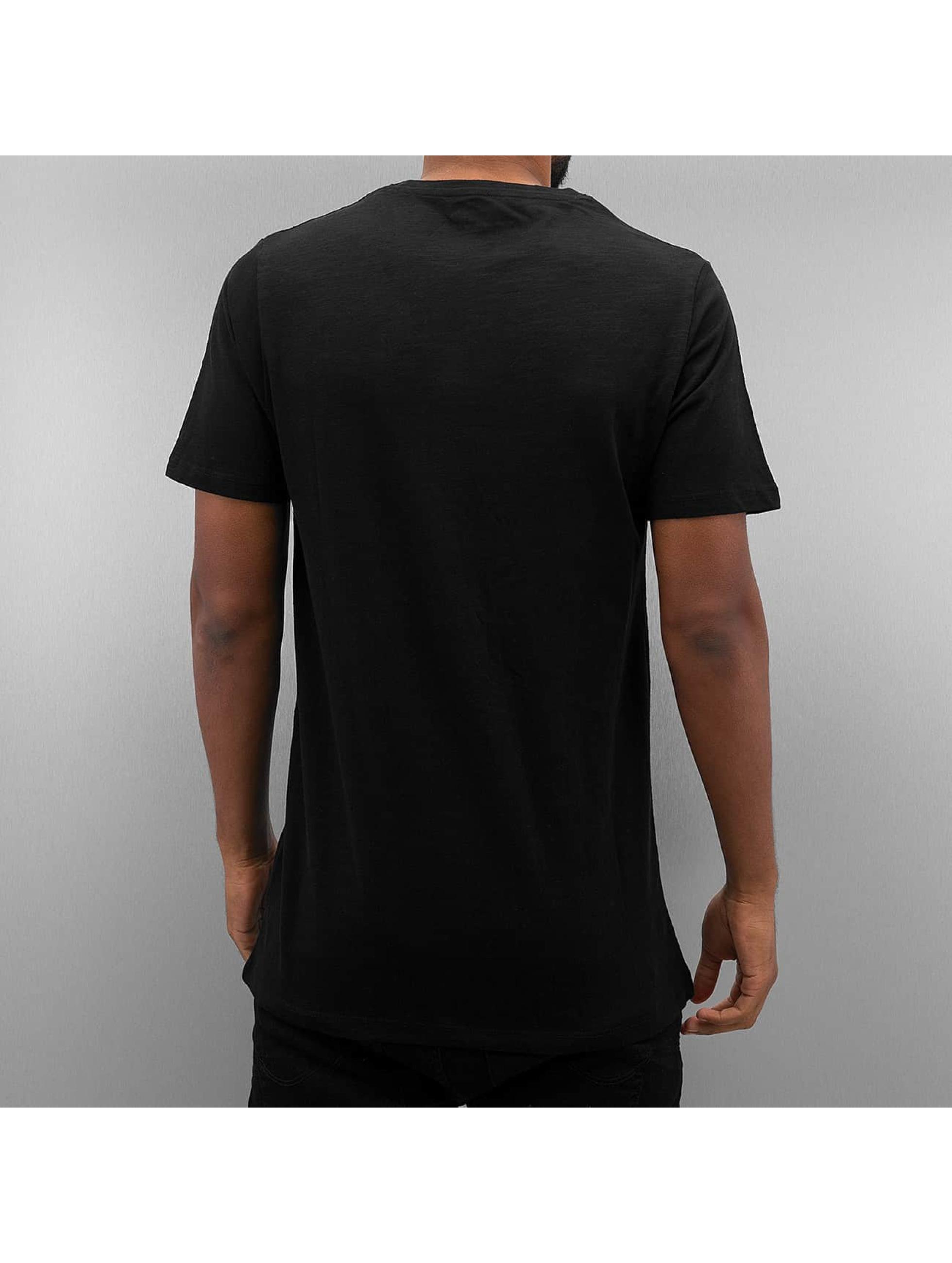 Rocawear T-Shirt Hard Knock Life schwarz