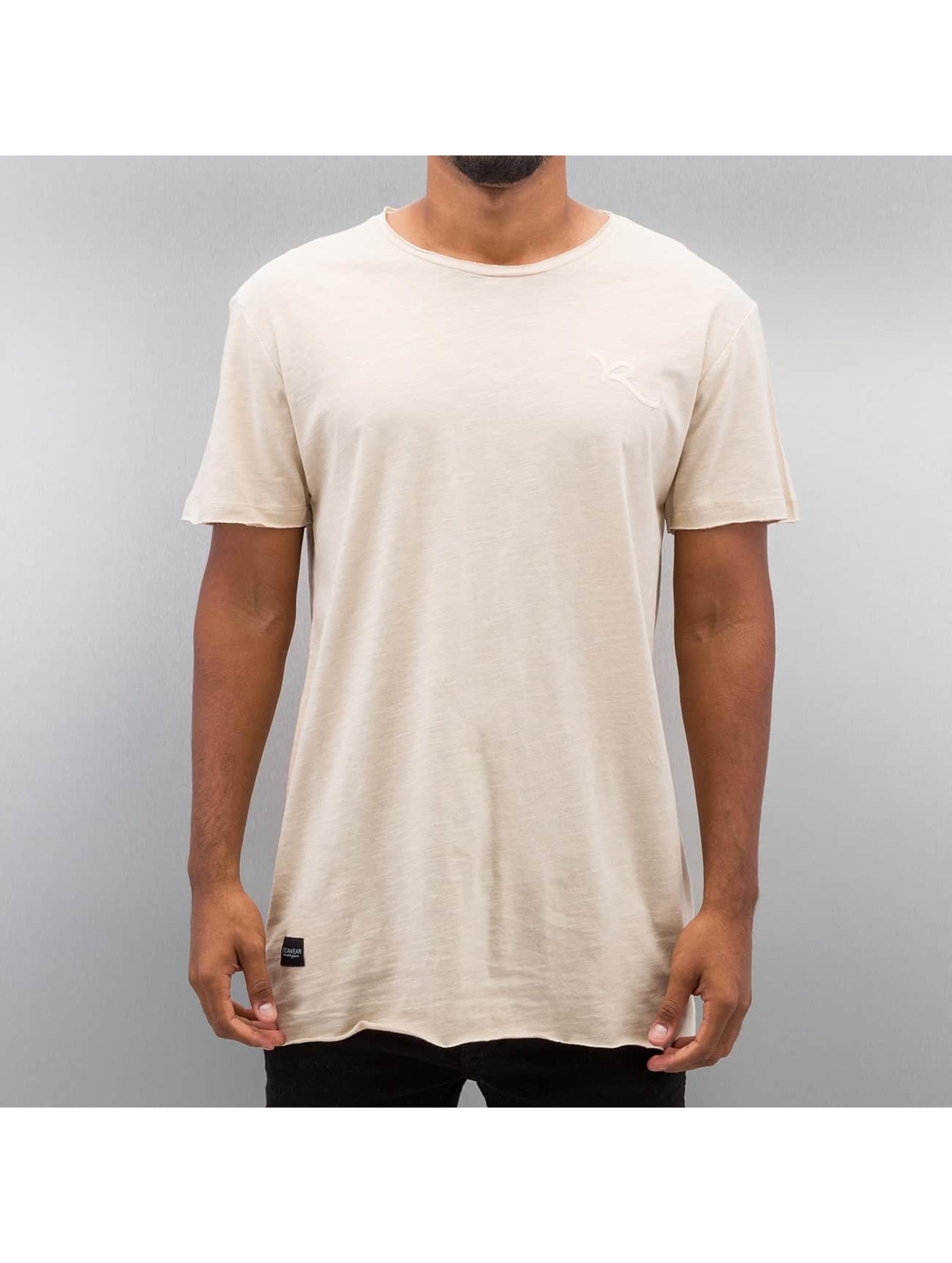 Rocawear T-skjorter Damil beige