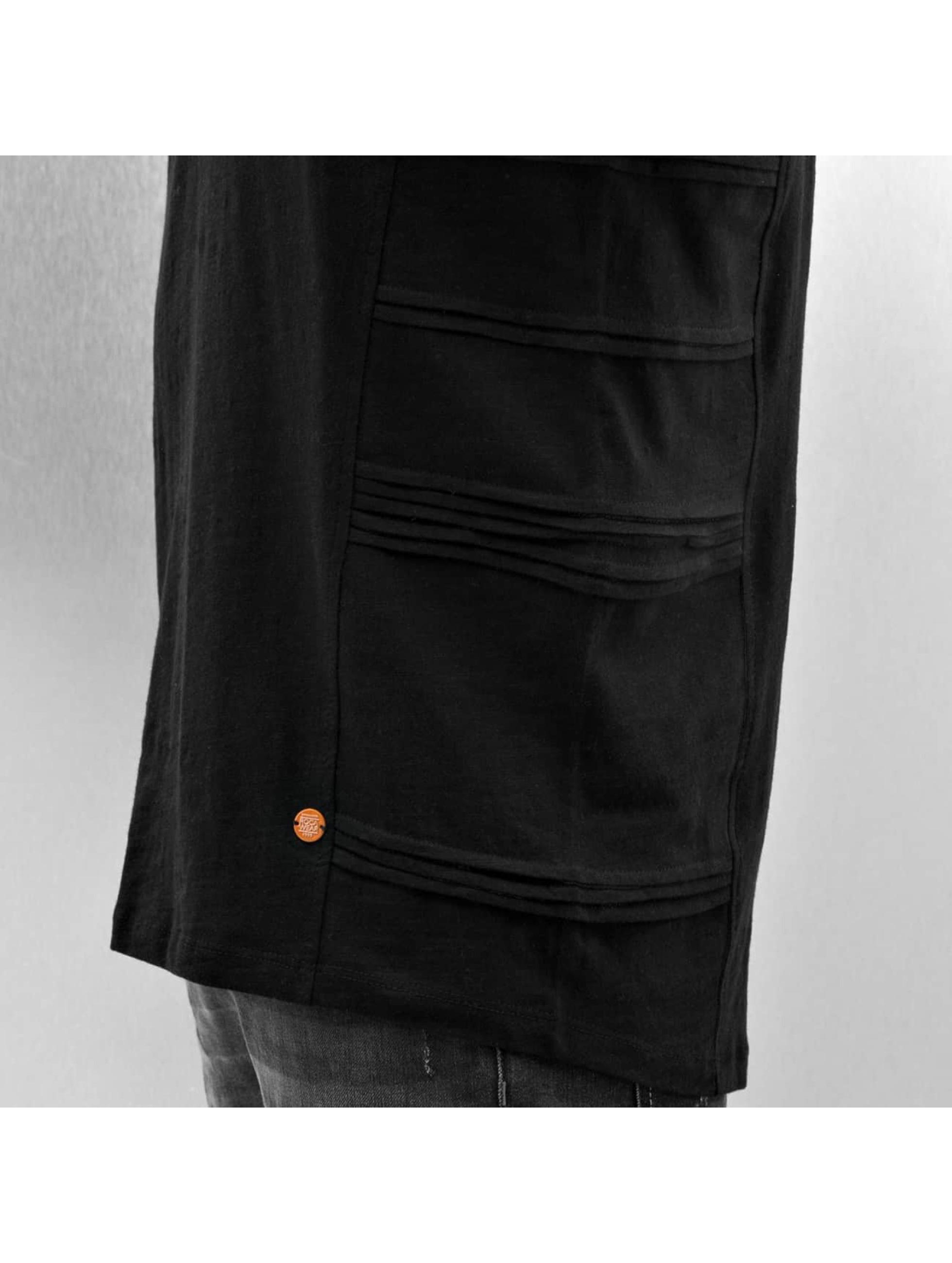 Rocawear Tall Tees Wrinkles èierna