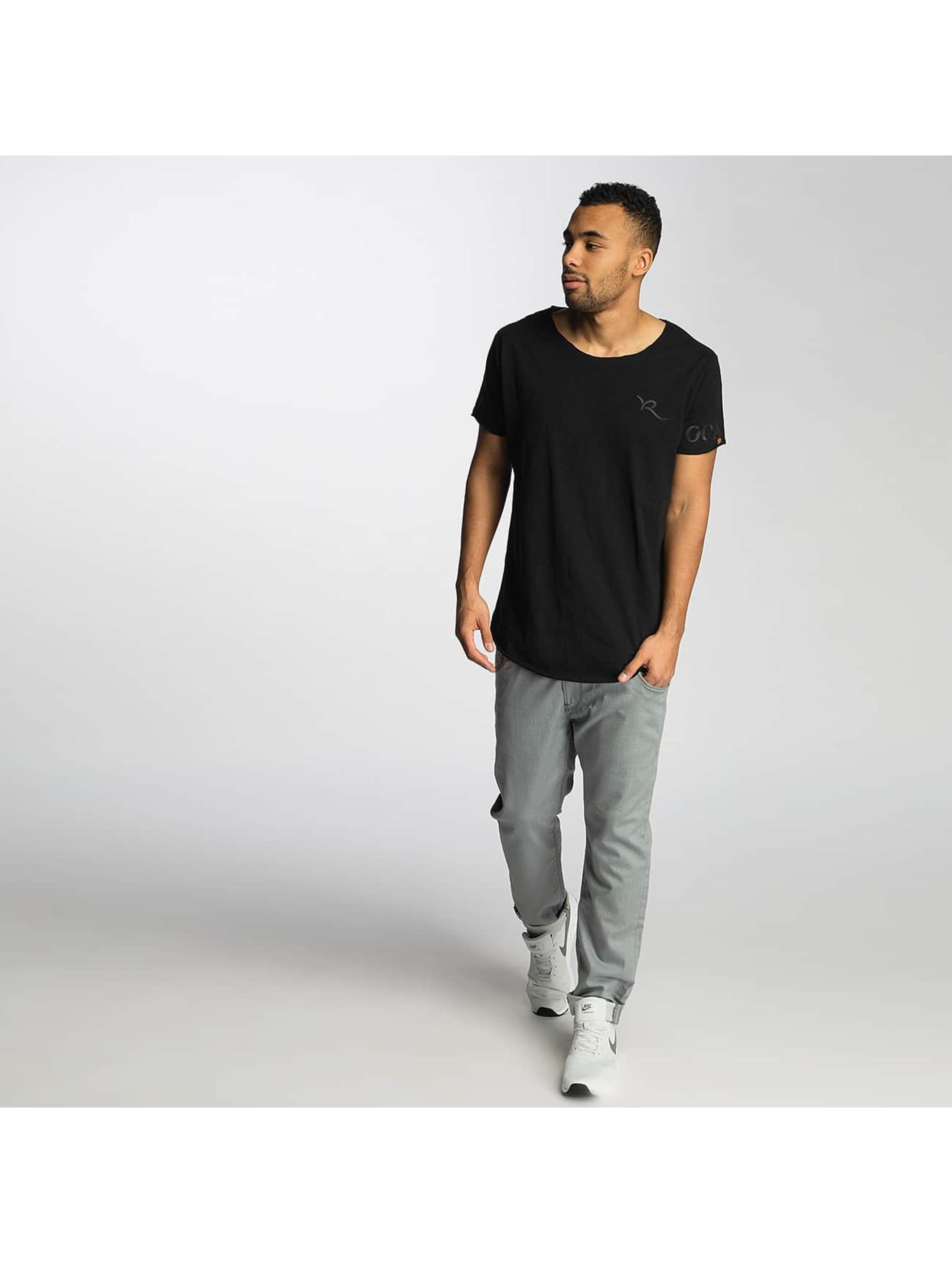 Rocawear Tričká Soft èierna