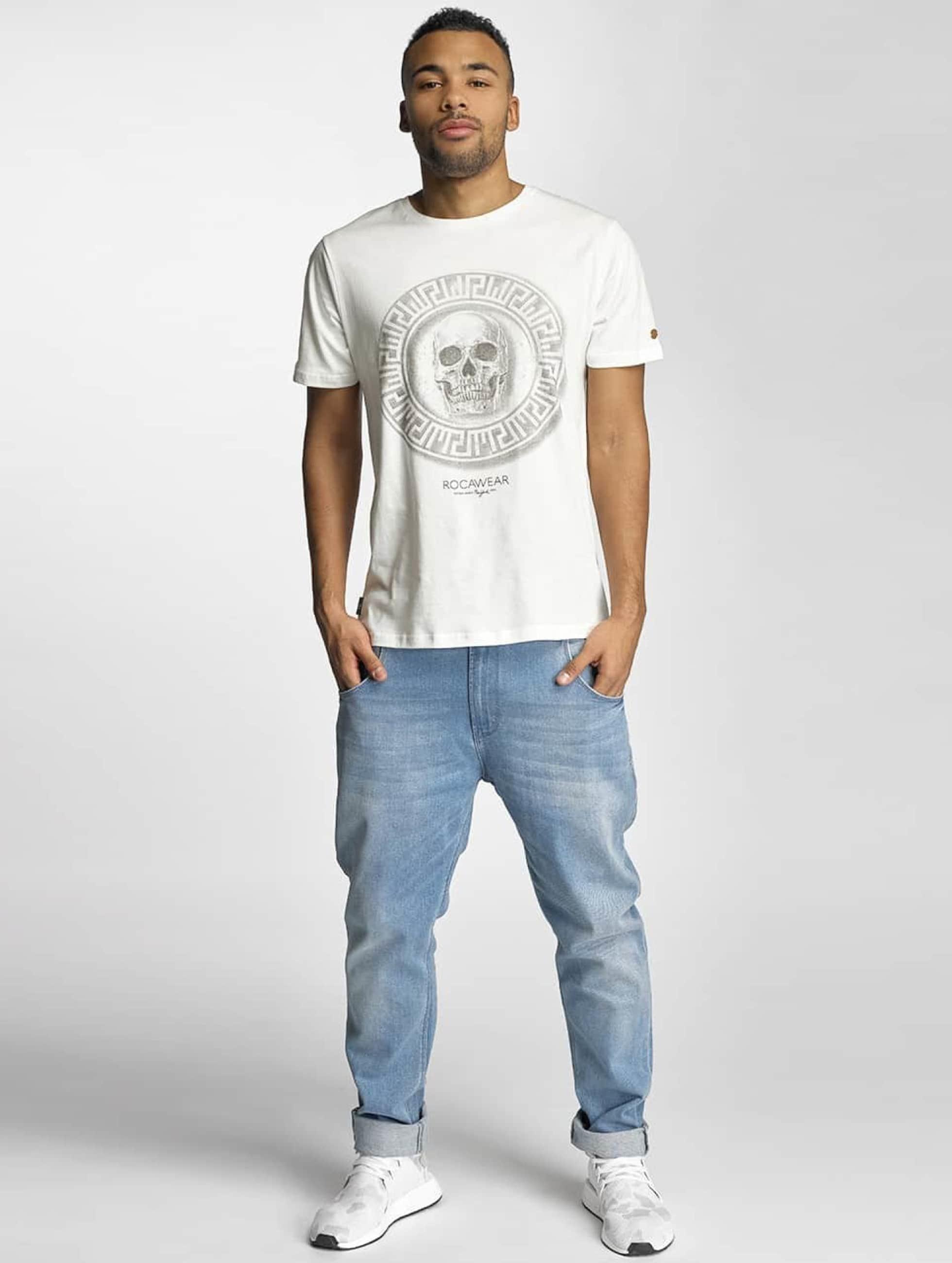 Rocawear Tričká Almost biela