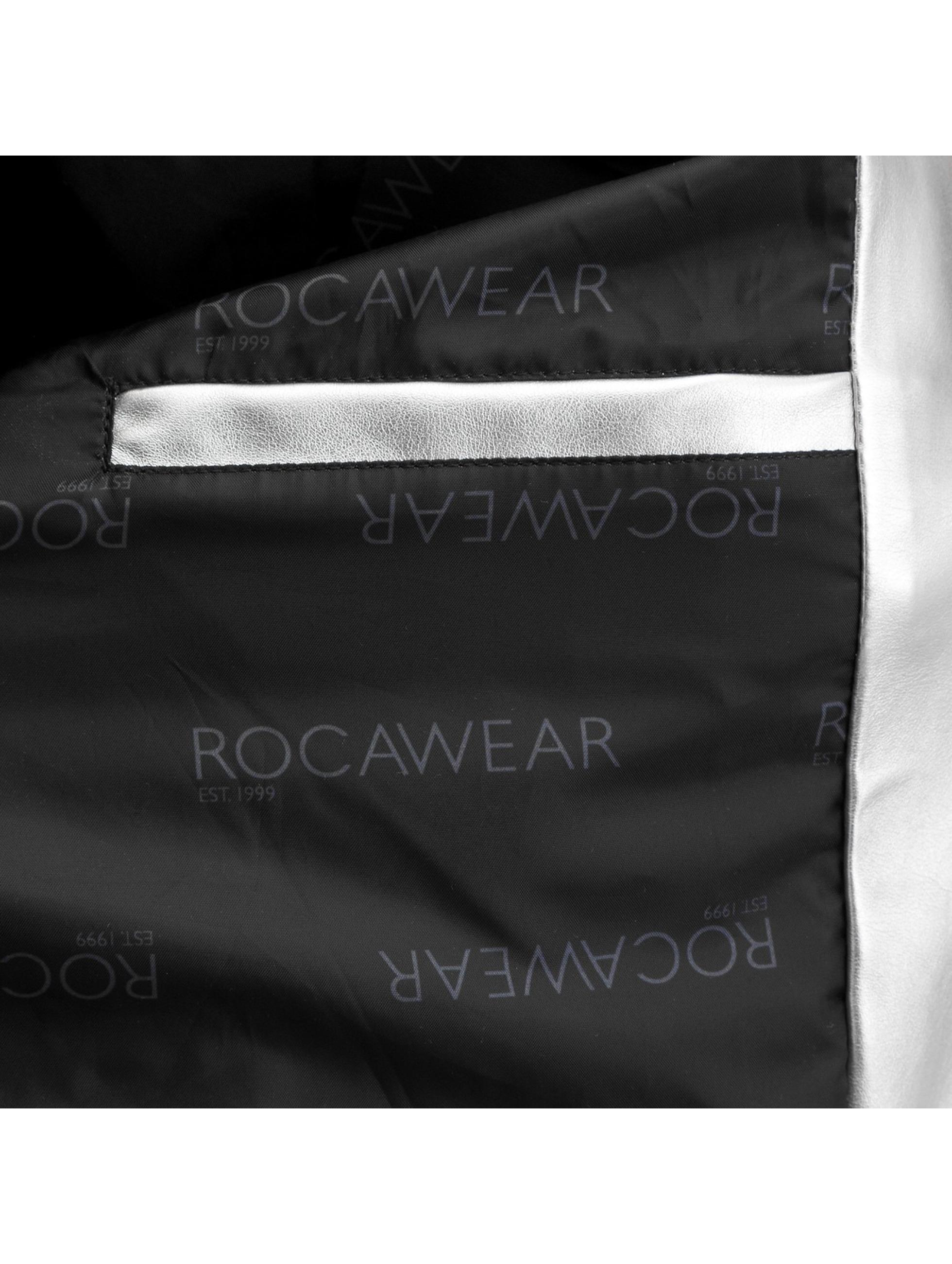 Rocawear Välikausitakit Outerwear hopea