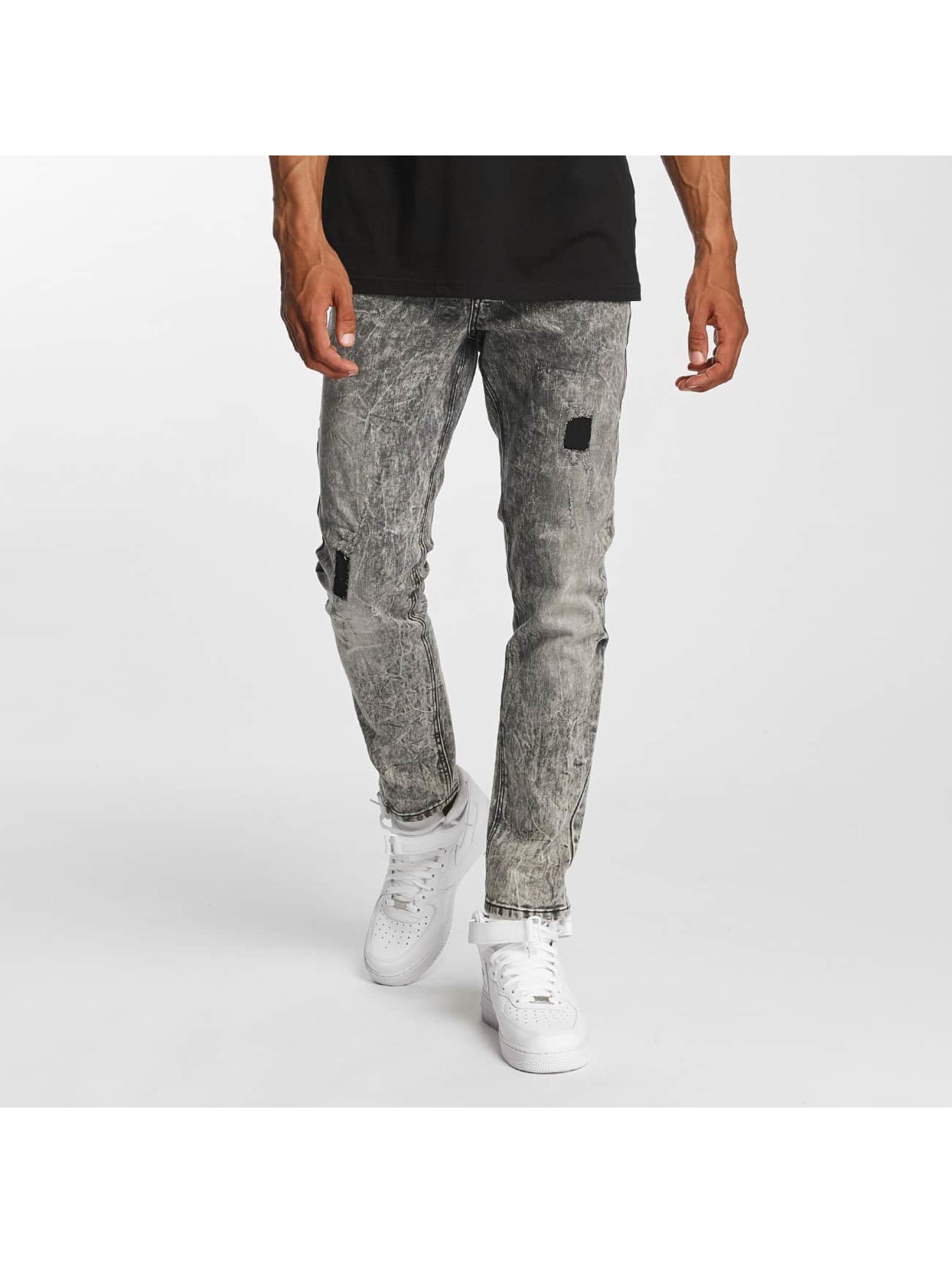 Rocawear Vaqueros pitillos Smokey gris
