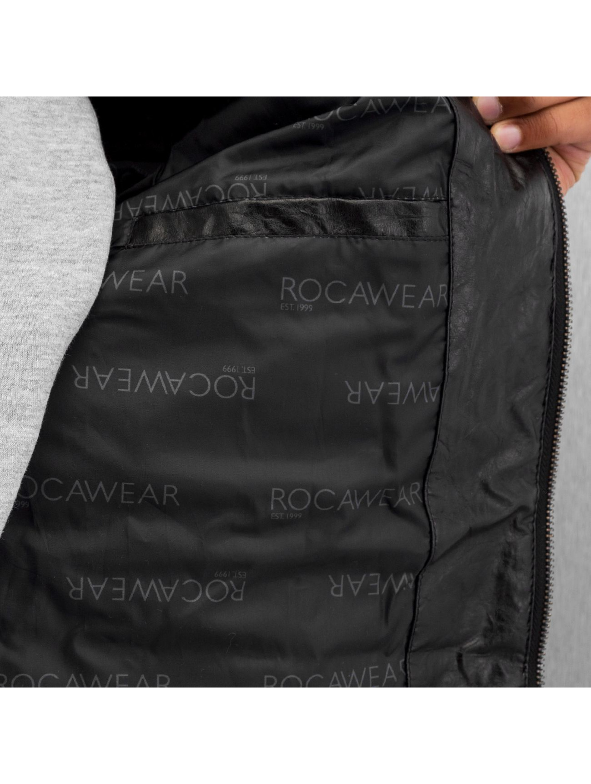 Rocawear Winterjacke Roc Quilt schwarz
