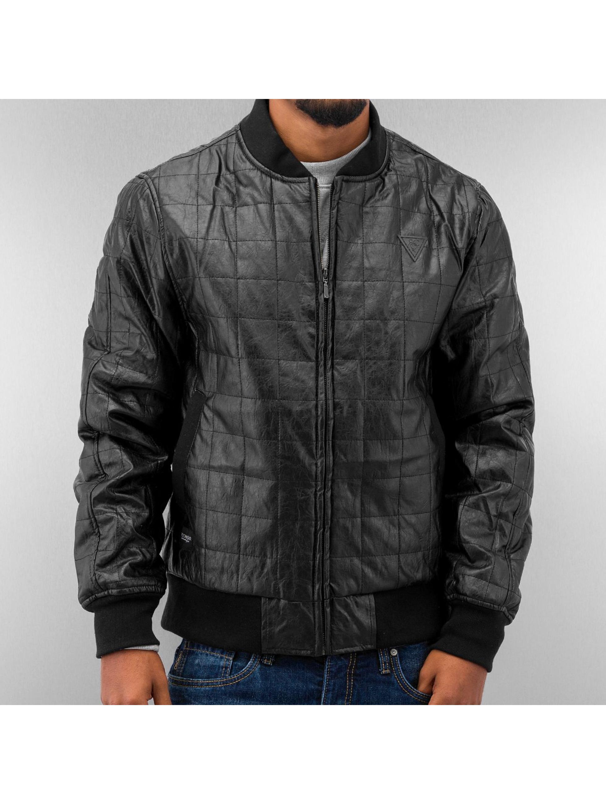Rocawear winterjas Roc Quilt zwart