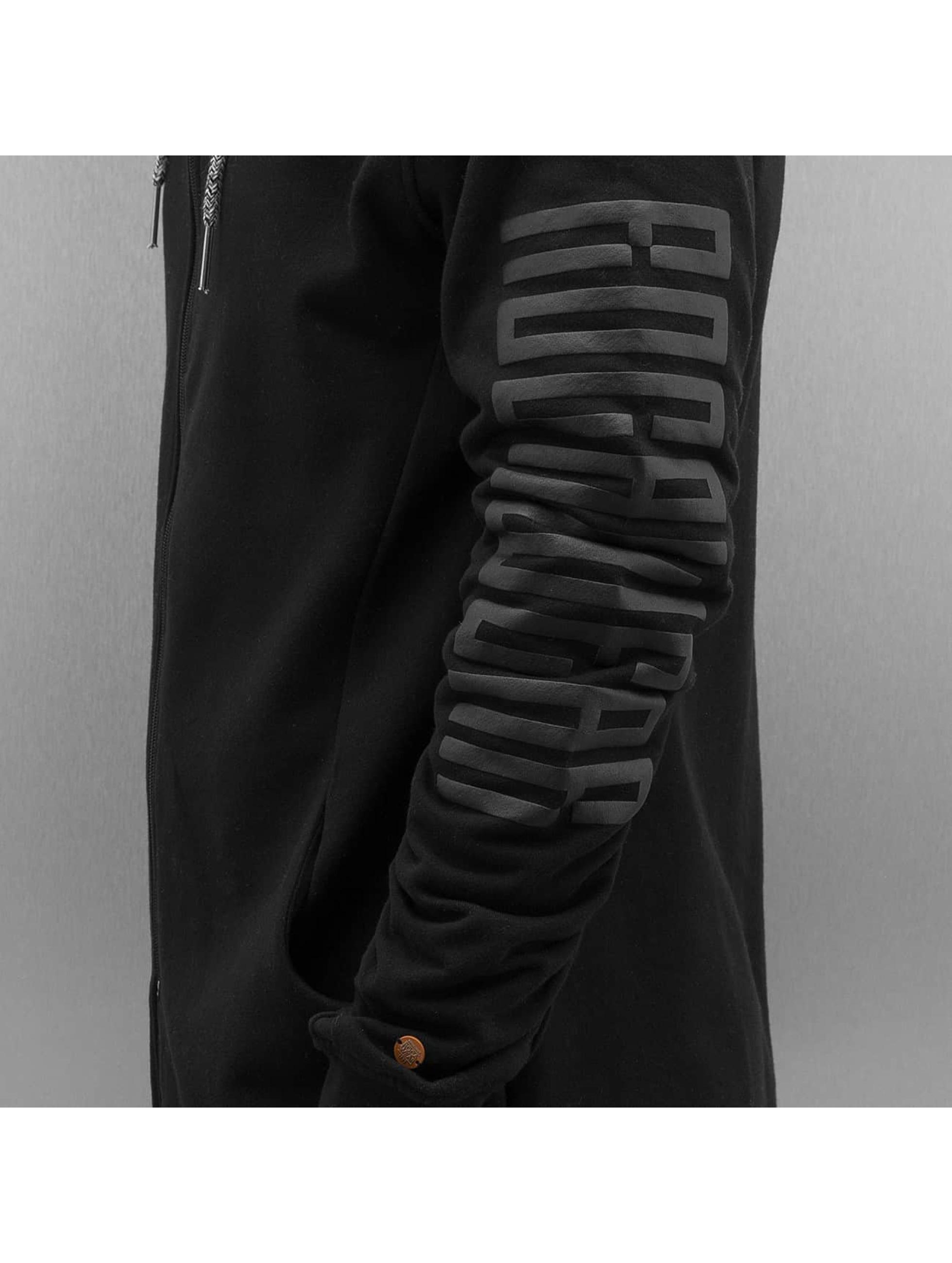 Rocawear Zip Hoodie Zip Hoody black