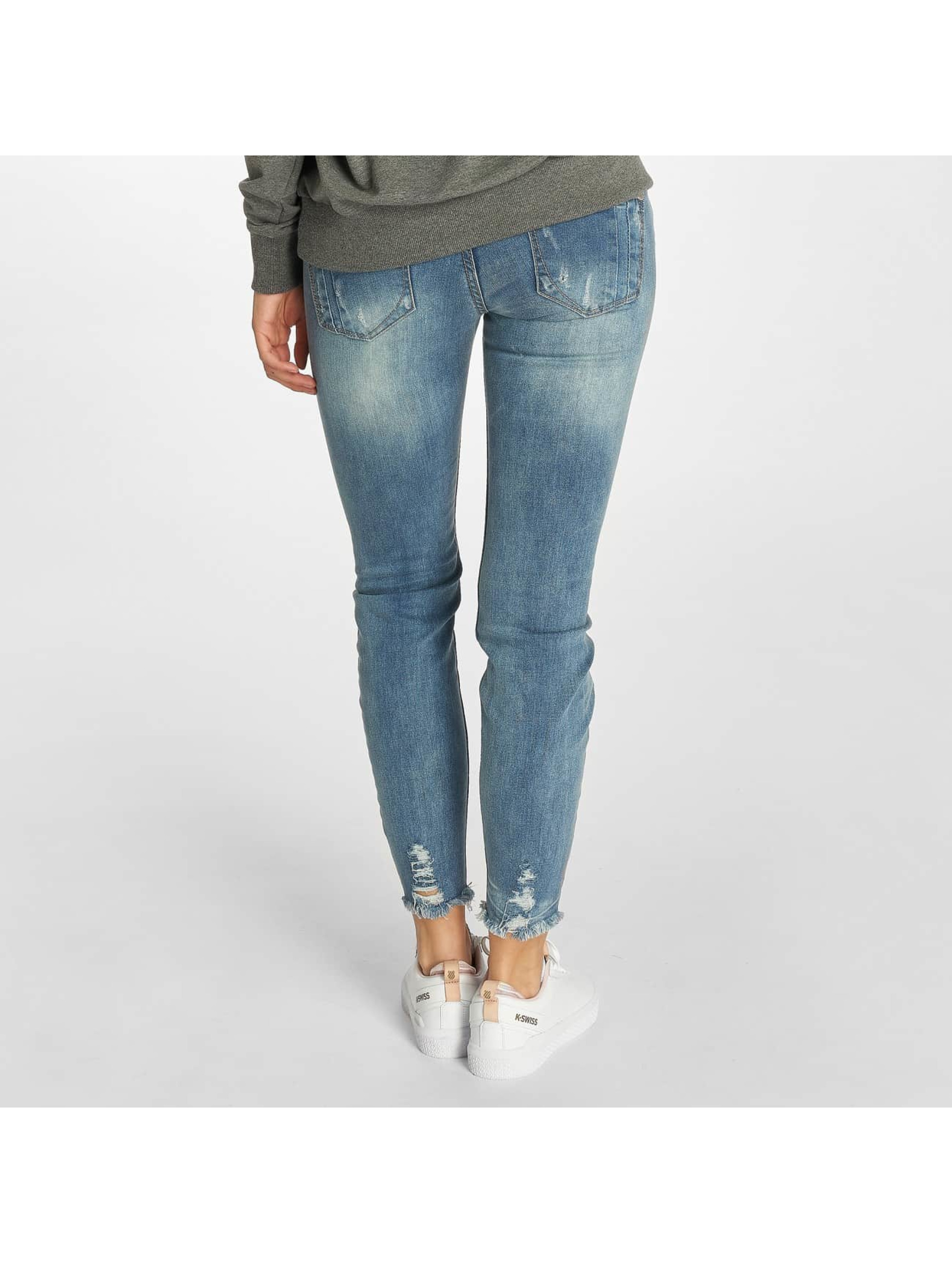 Rock Angel Jean skinny Amy bleu