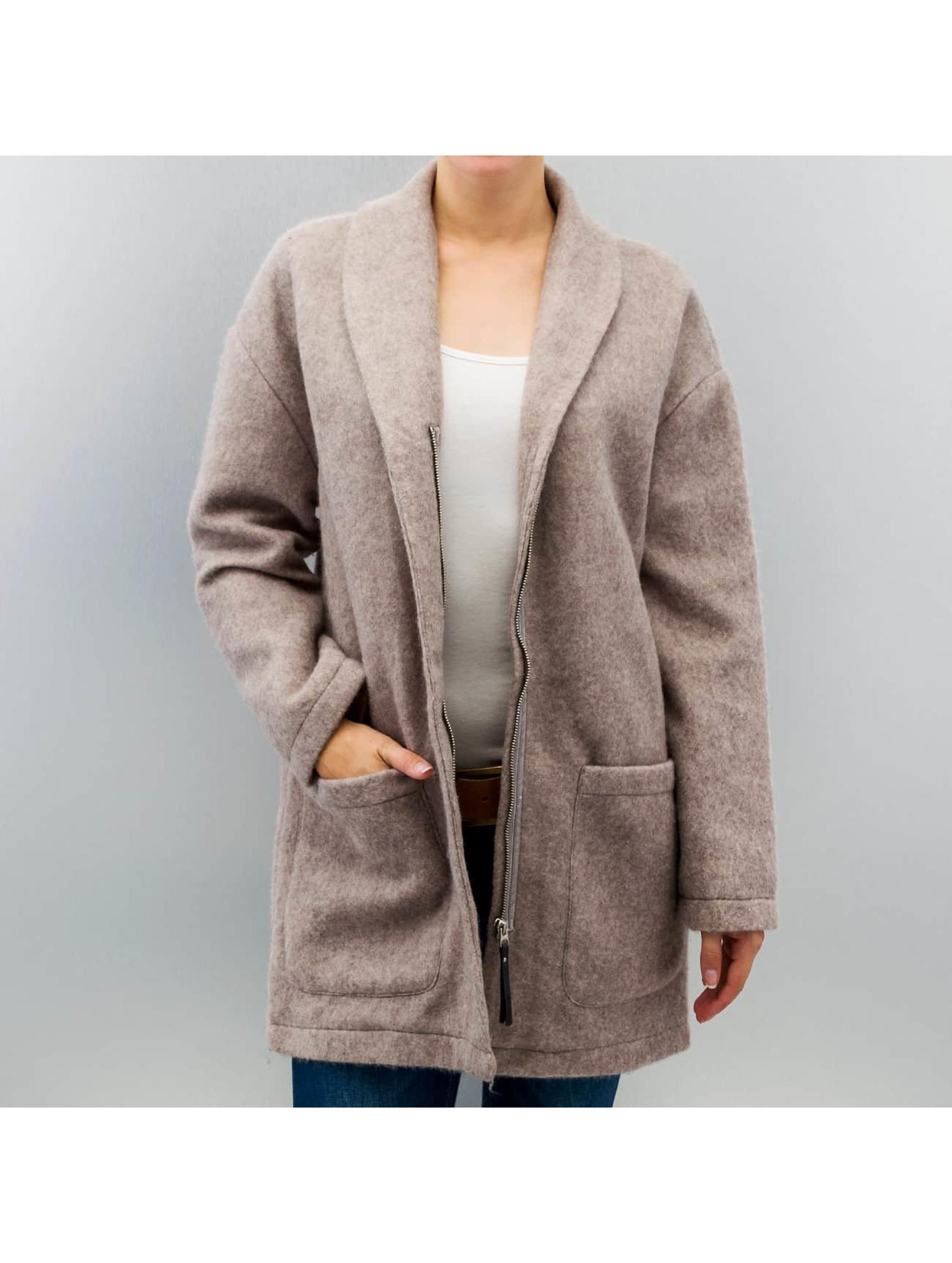 Mantel Aylin in grau