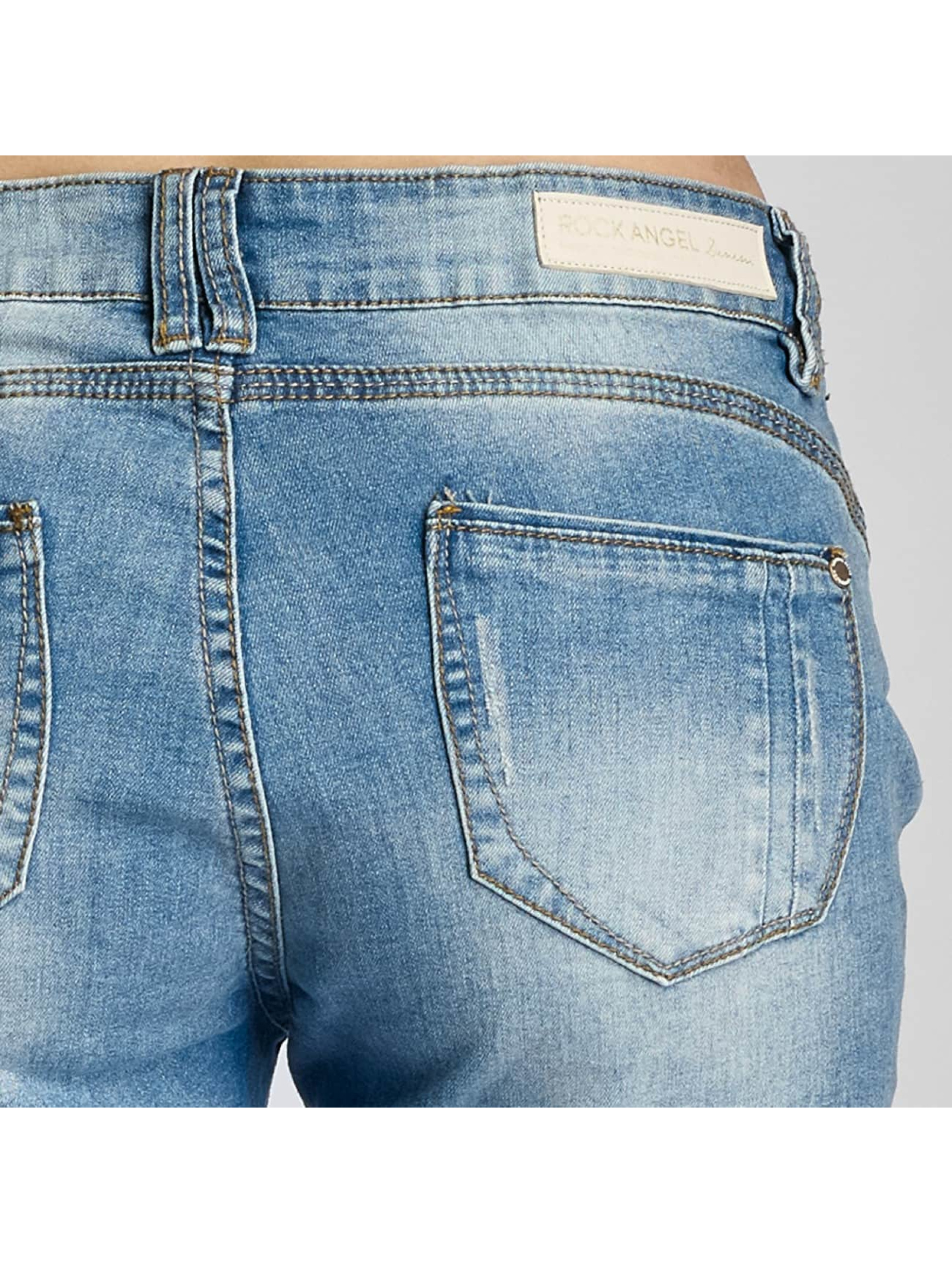 Rock Angel Pantalón cortos Charlotta azul