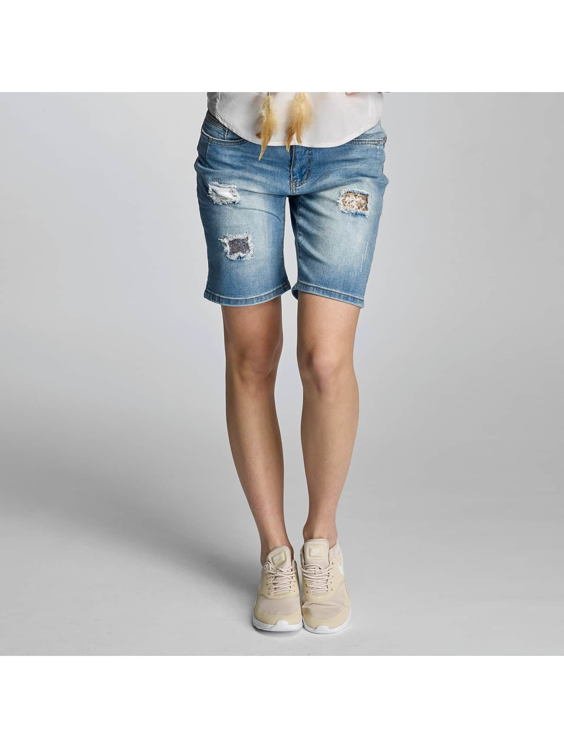 Rock Angel Short Charlotta blue