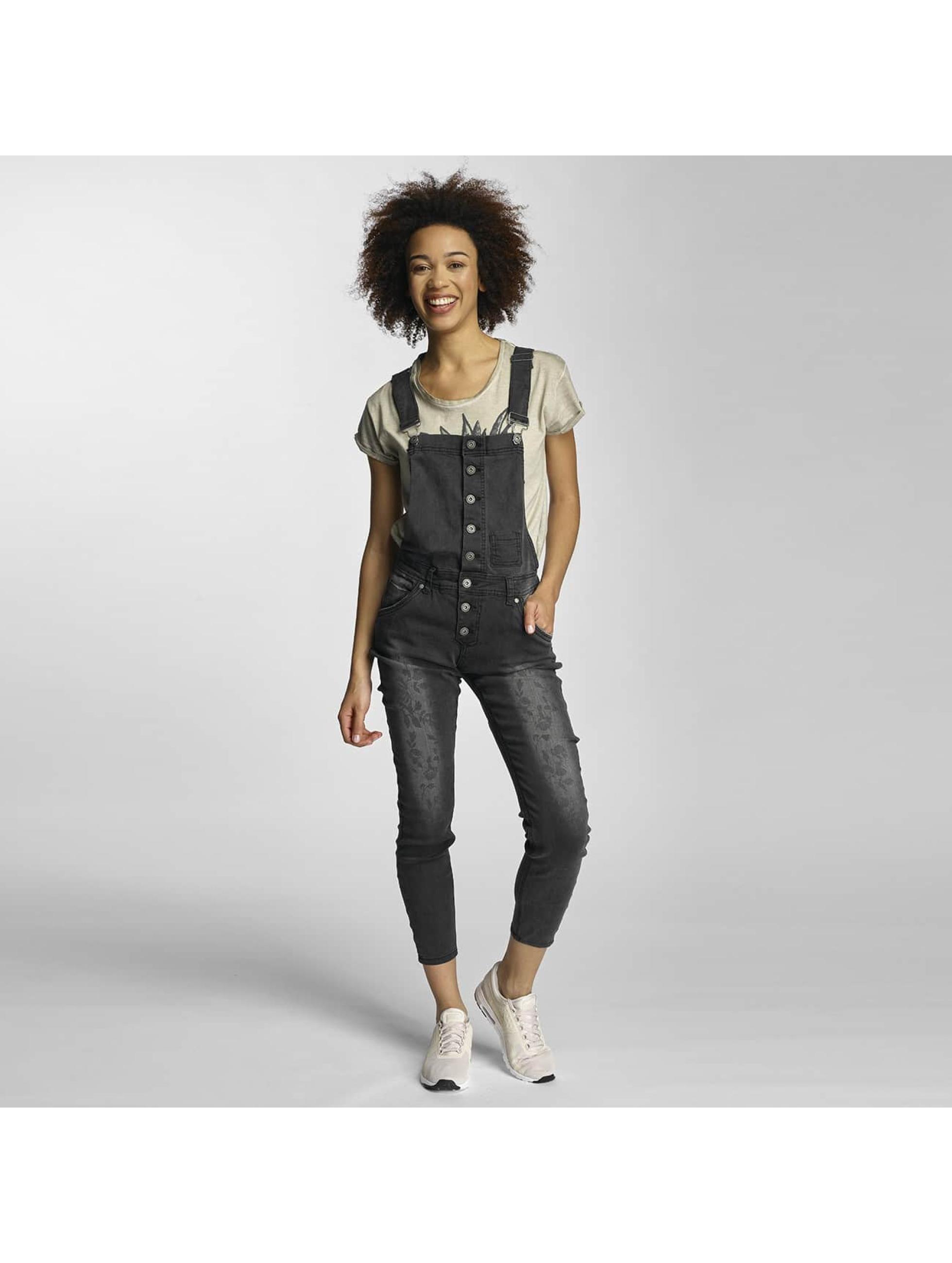 Rock Angel Skinny Jeans Ylana schwarz