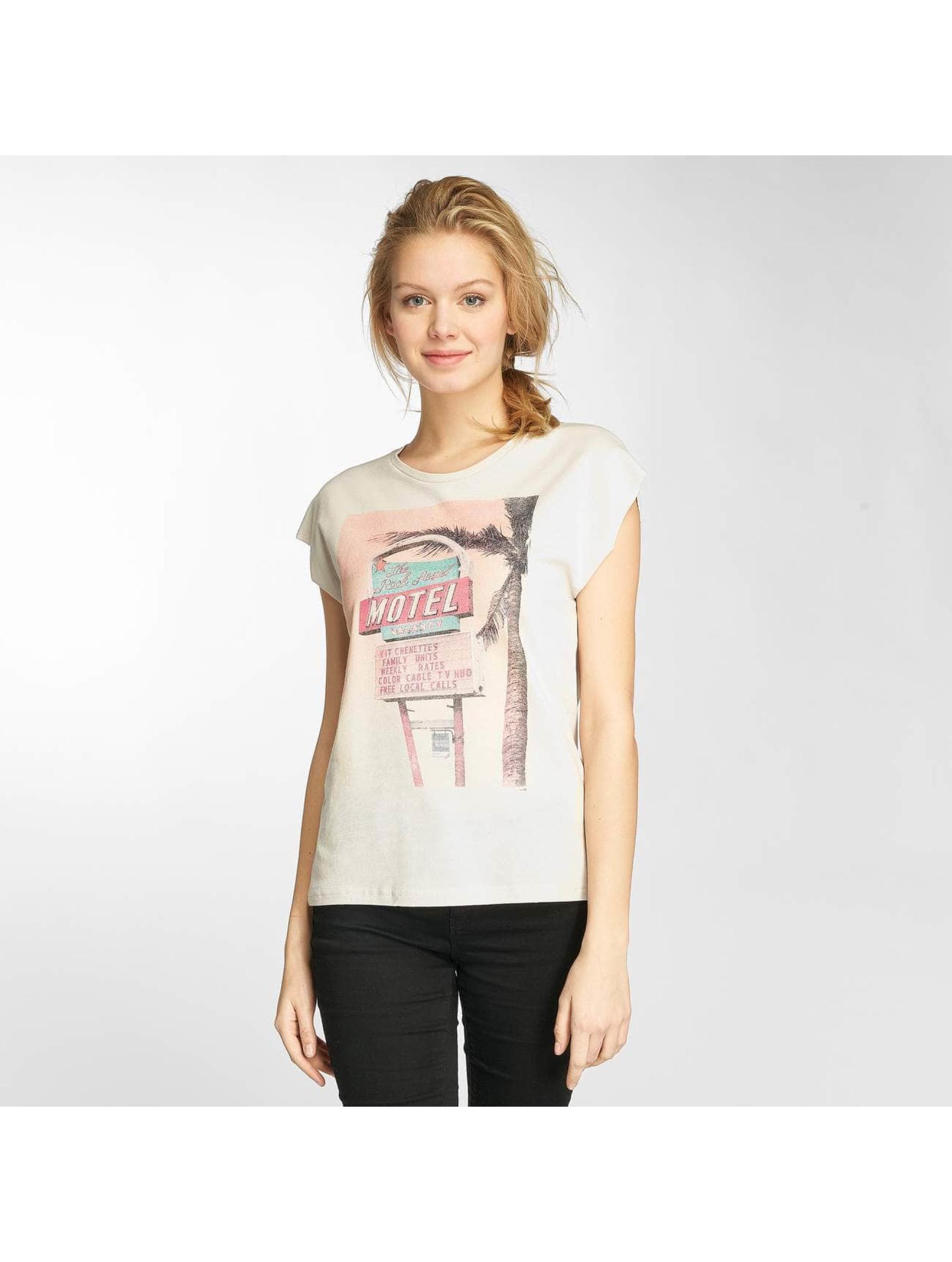 Rock Angel T-Shirt Vacancy beige