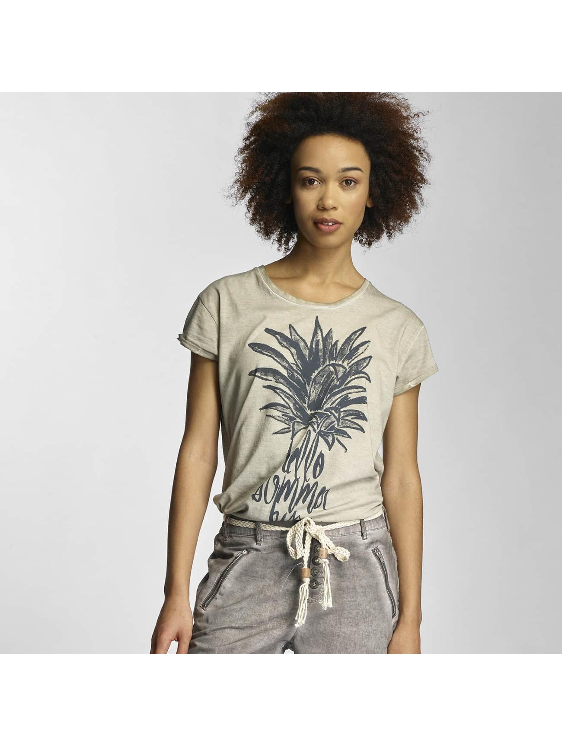 Rock Angel T-Shirt Emilie grau