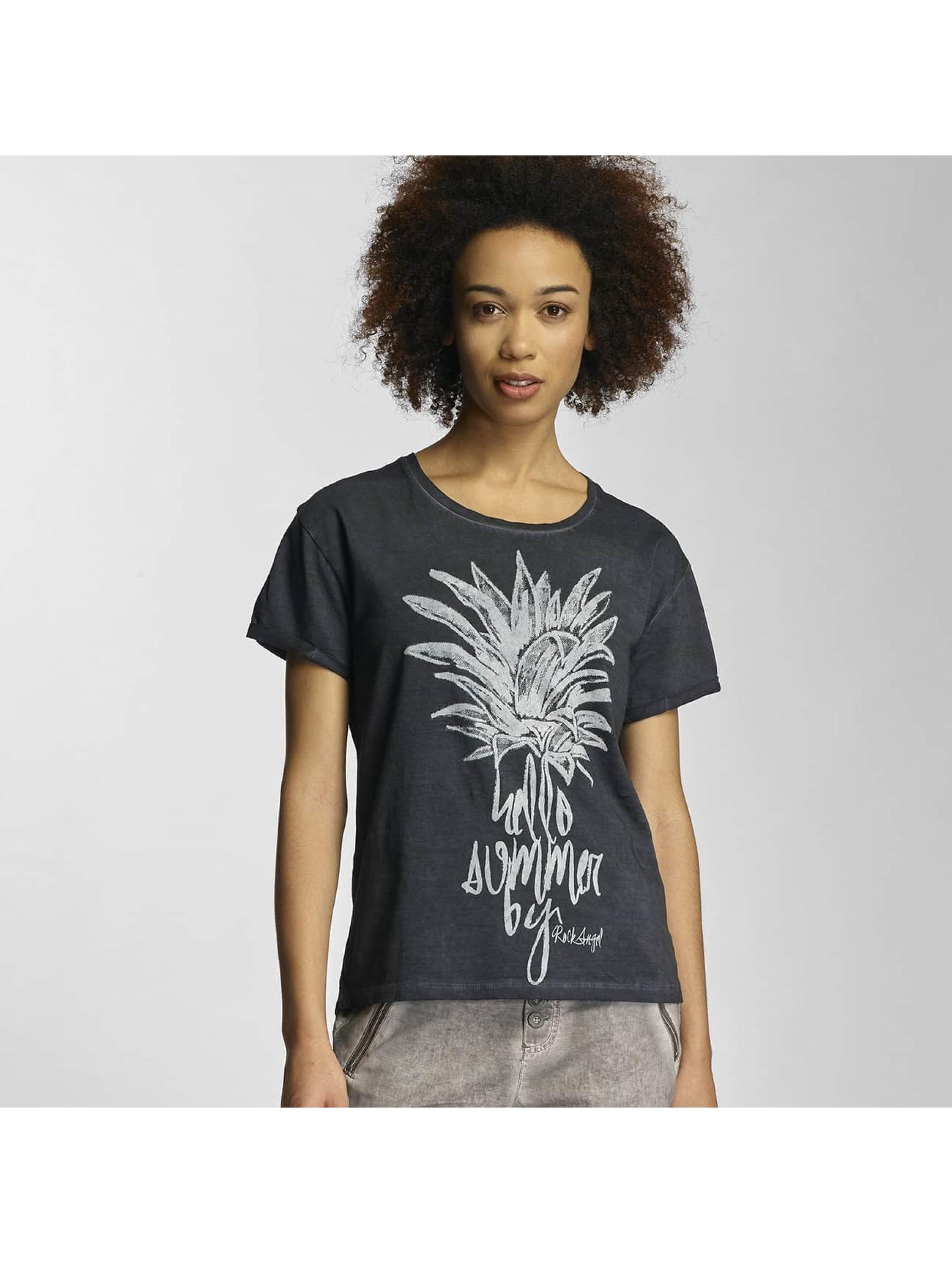 Rock Angel T-Shirt Emilie gray