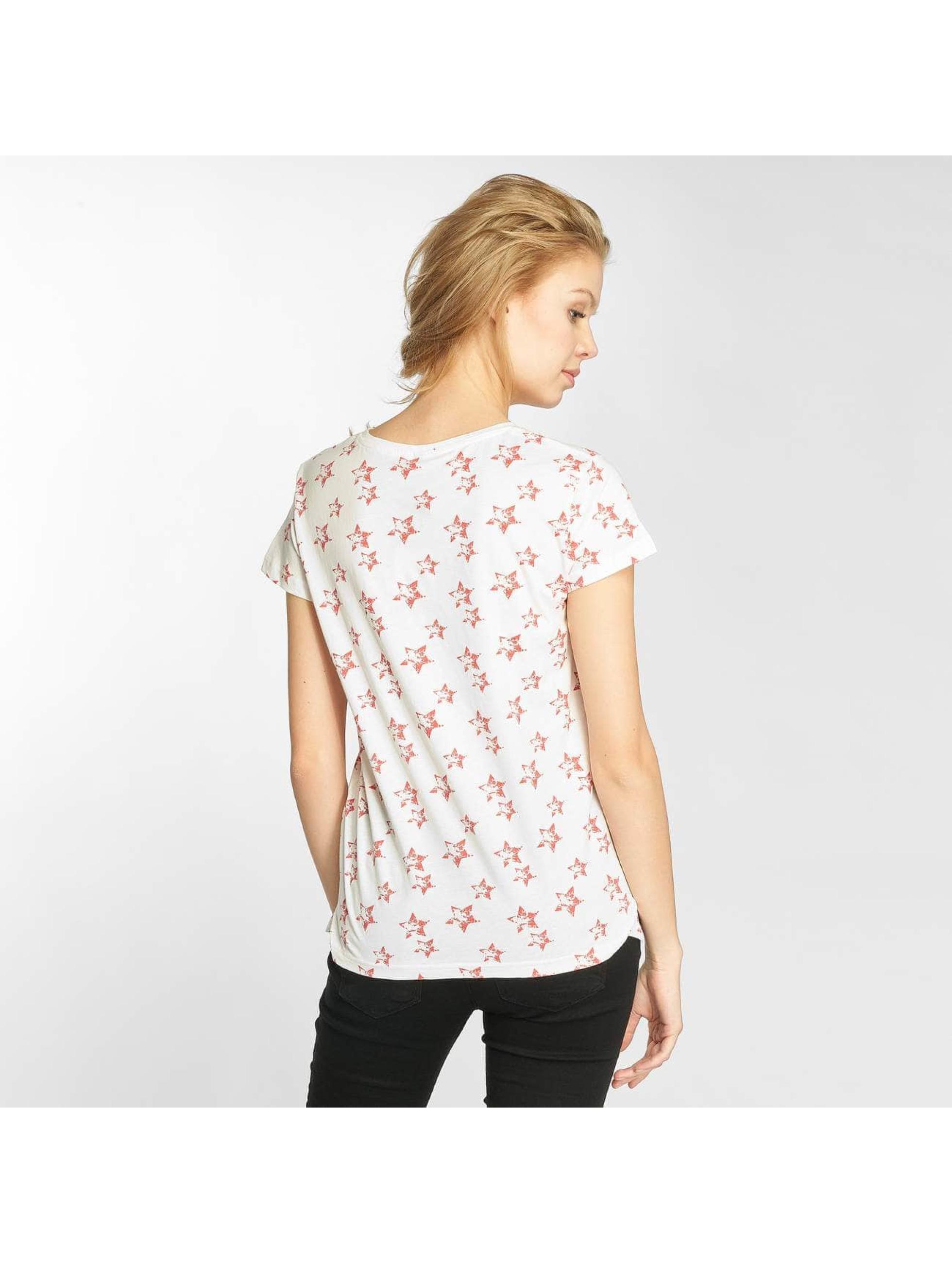 Rock Angel T-skjorter Lia hvit