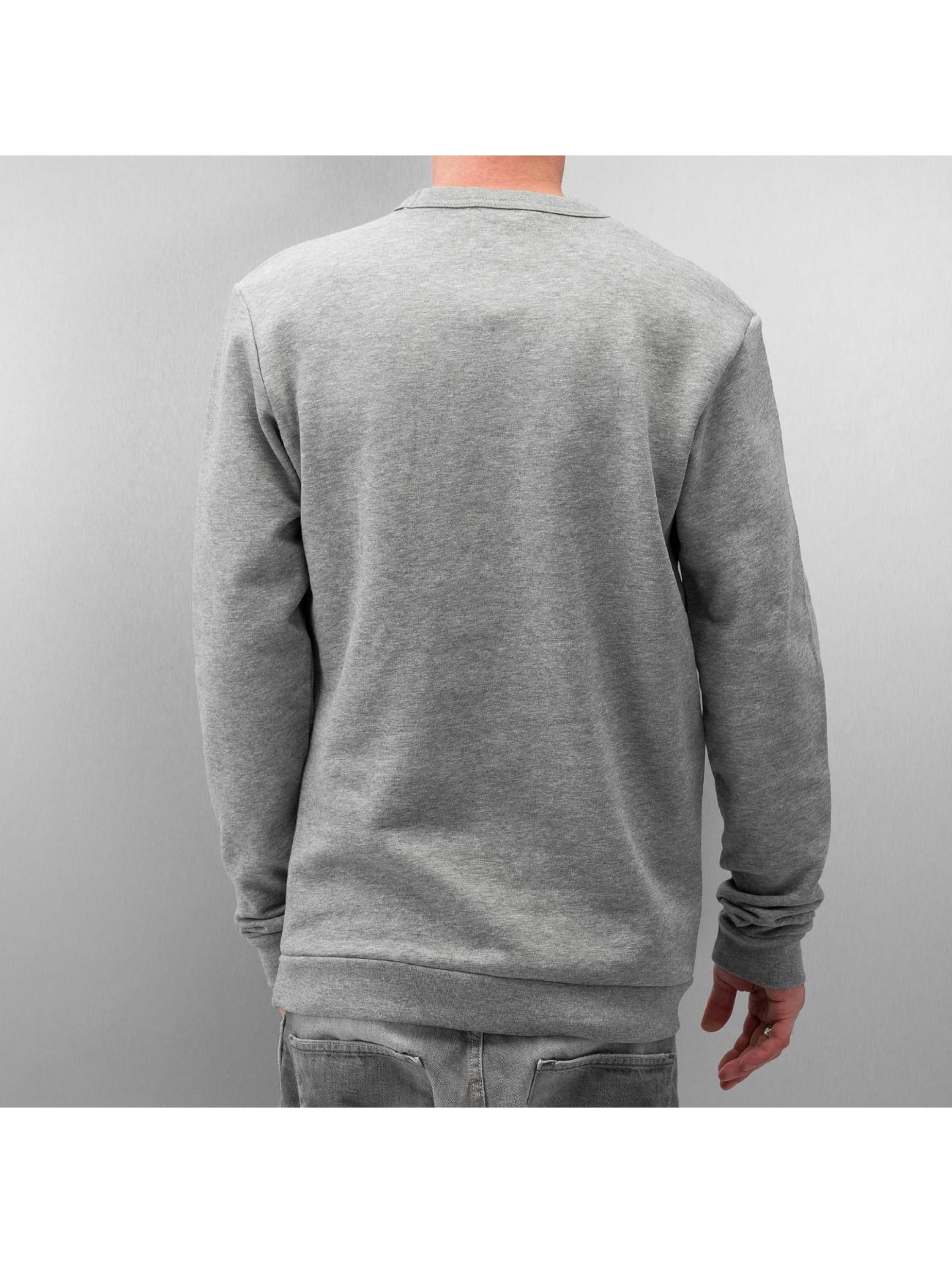 Selected Пуловер Delik серый
