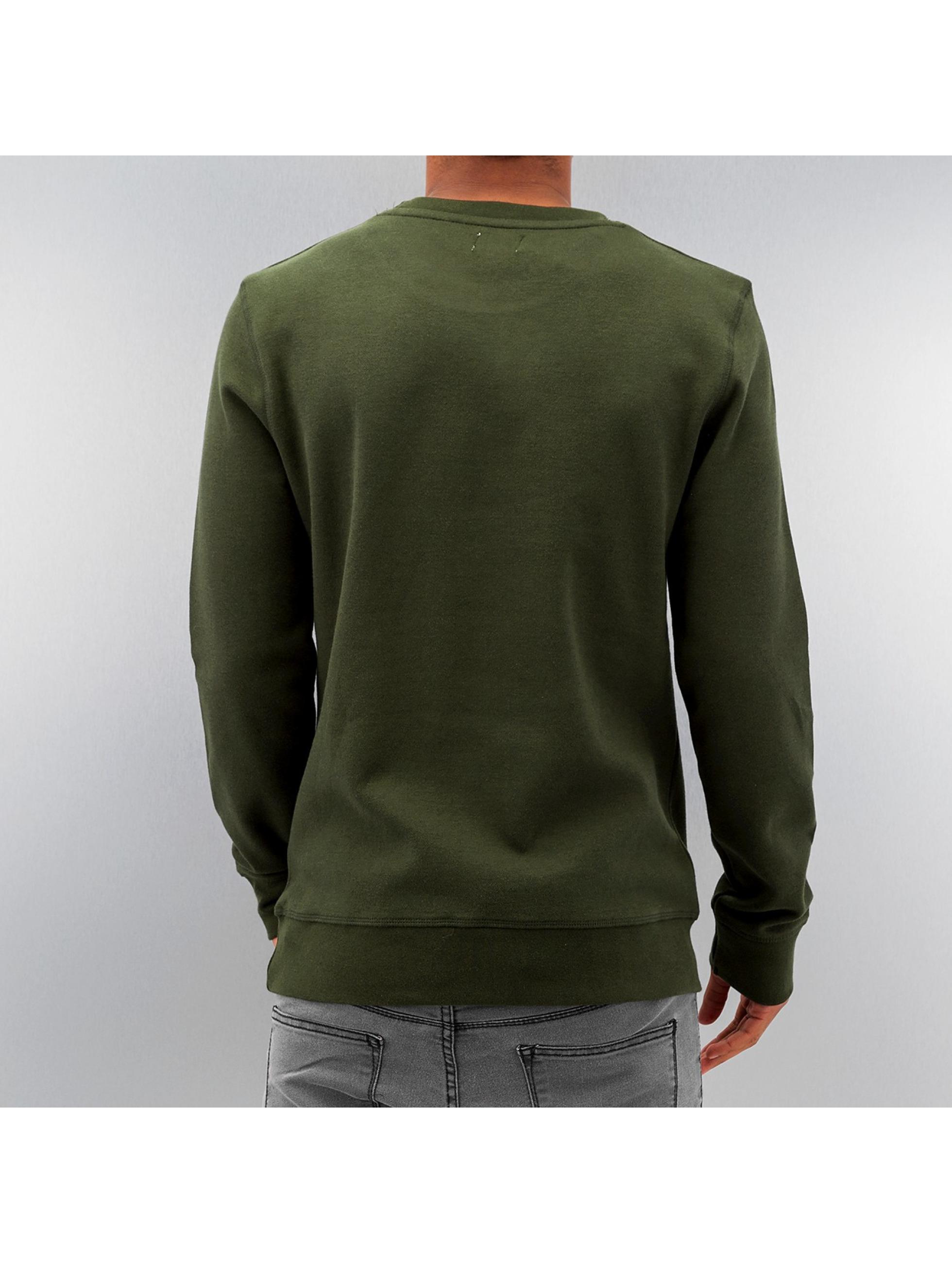 Selected Pullover Urban grau
