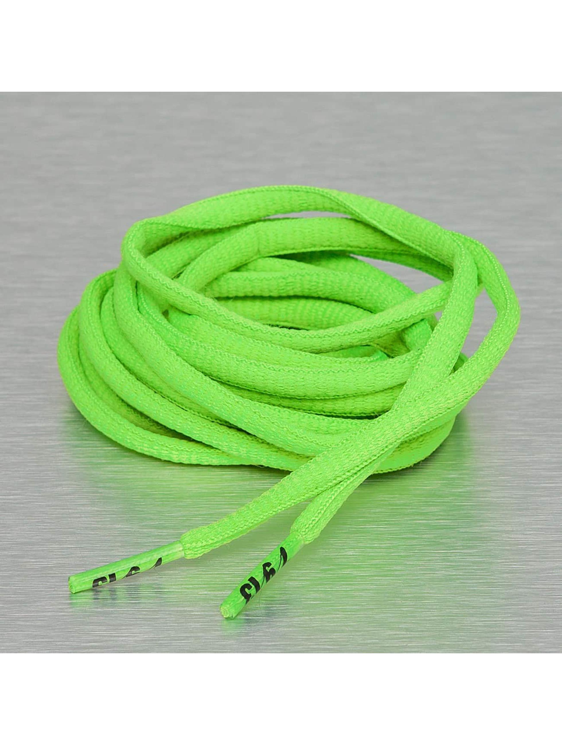 Seven Nine 13 Accesoria de zapatos Hard Candy Round verde