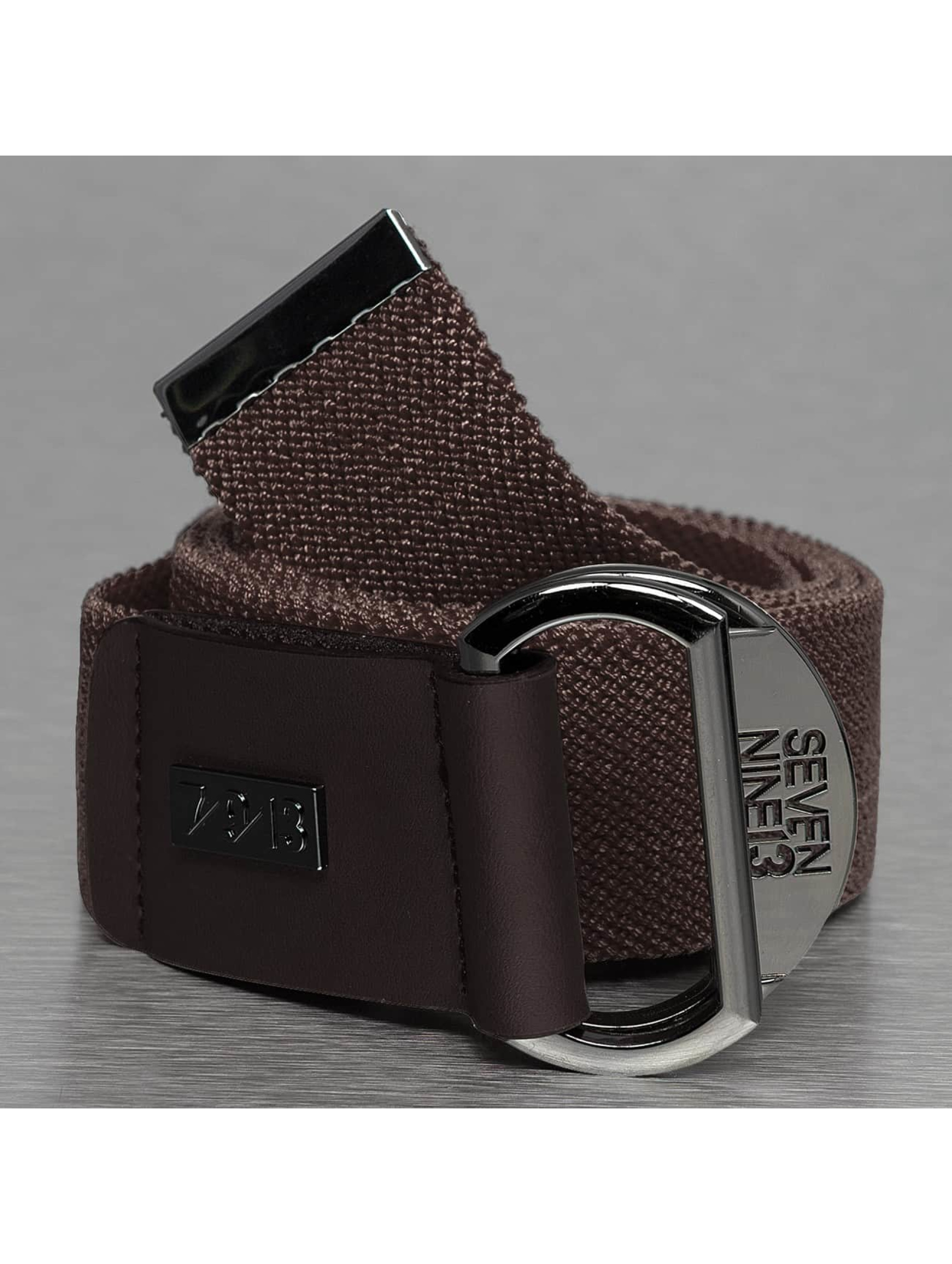 Seven Nine 13 Belt Looper Stretch brown