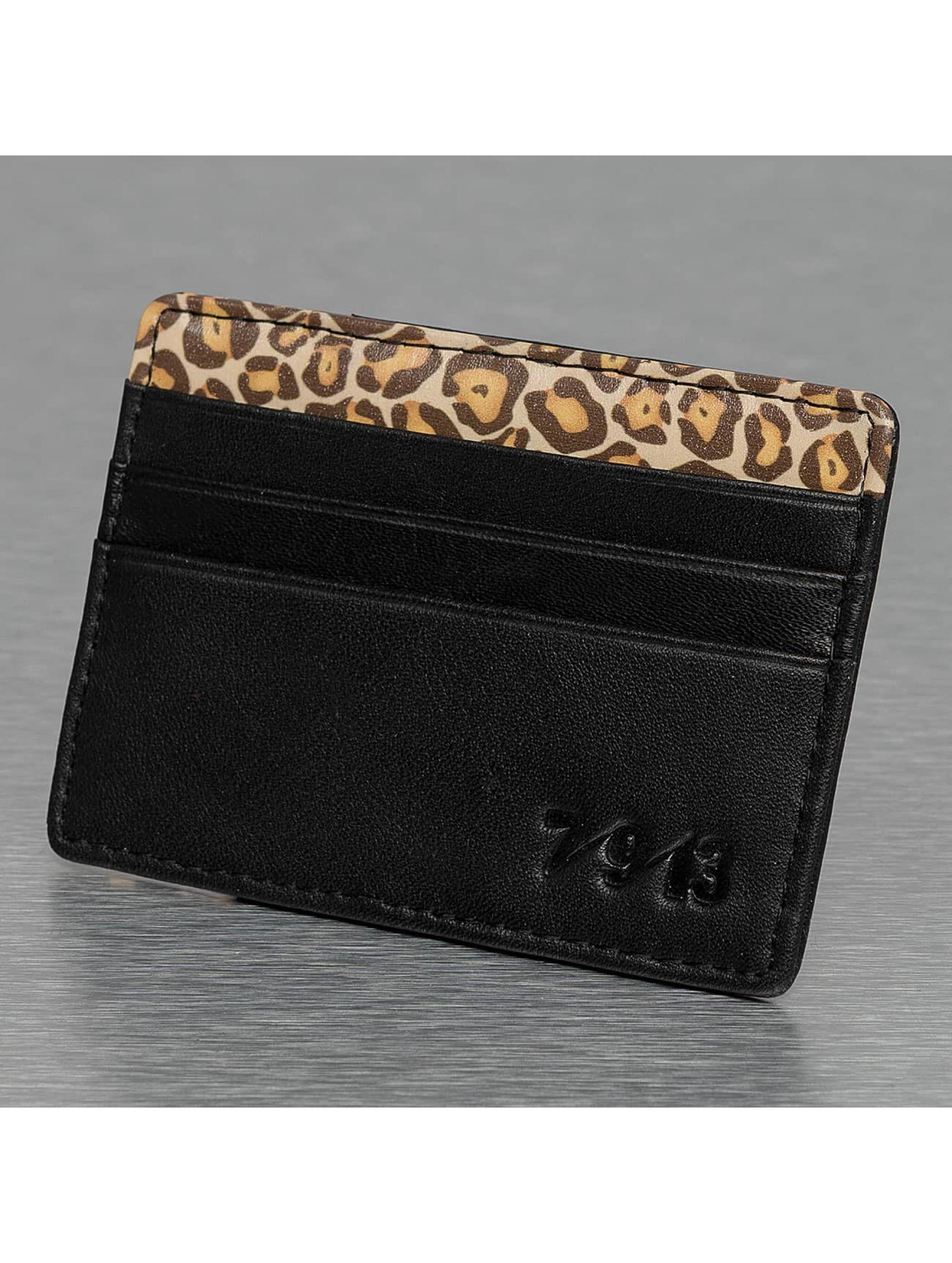 Seven Nine 13 Geldbeutel Pocket Money schwarz