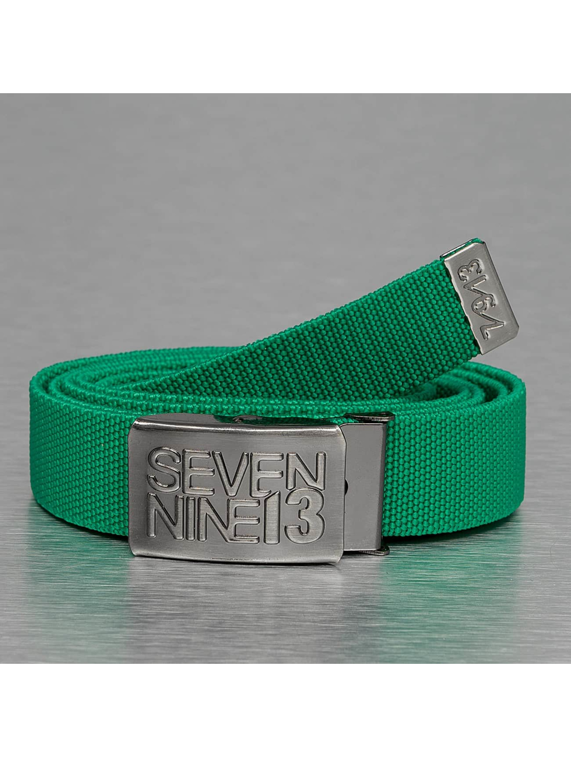 Seven Nine 13 riem Jaws Stretch groen