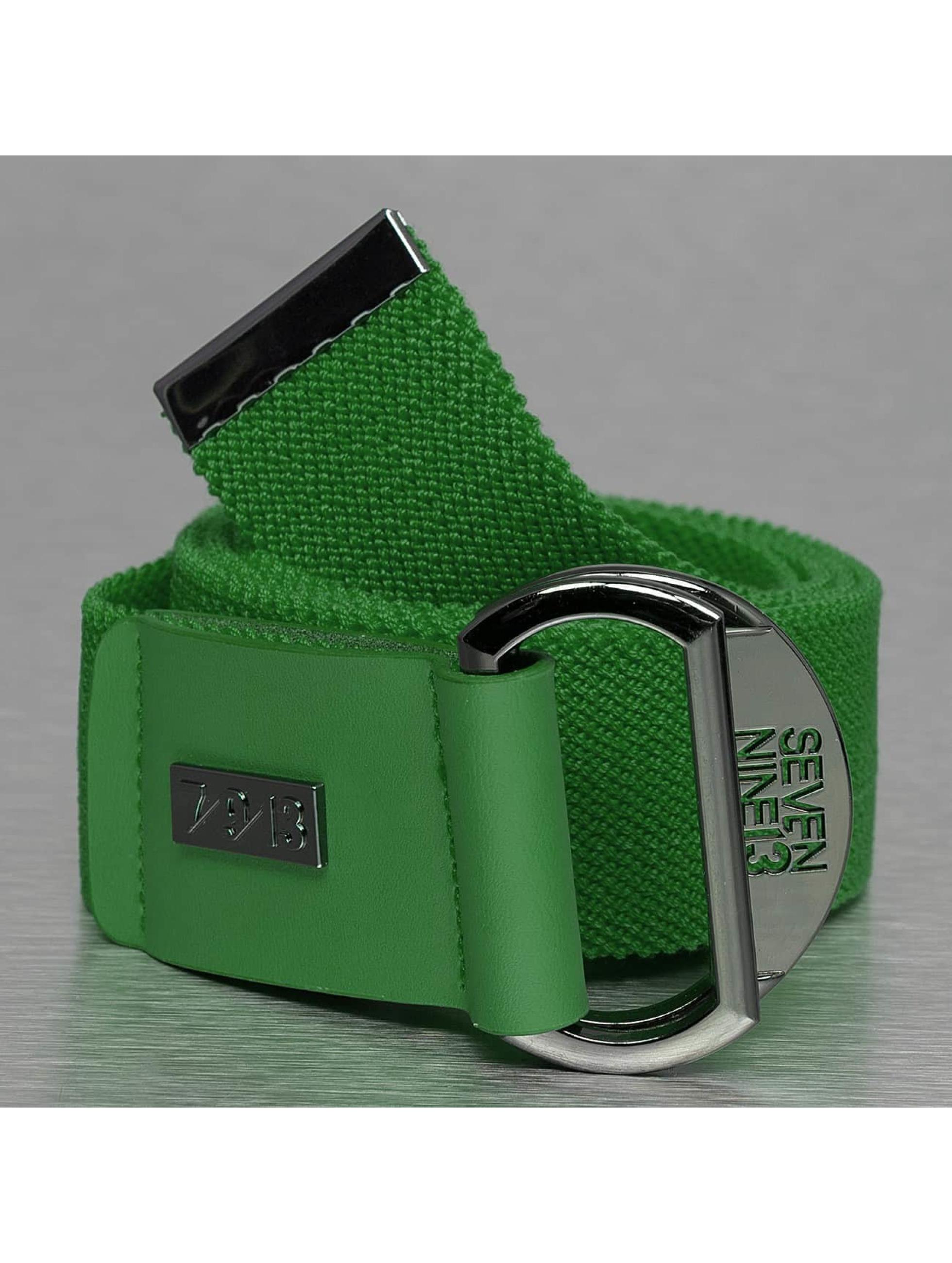 Seven Nine 13 riem Looper Stretch groen
