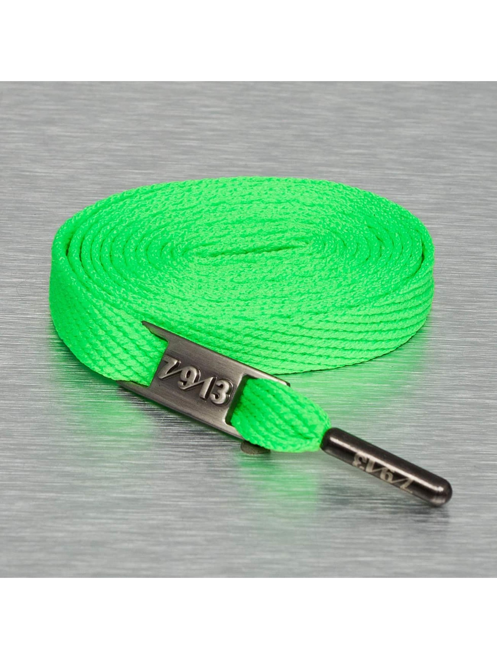 Seven Nine 13 Shoe accessorie Full Metal green