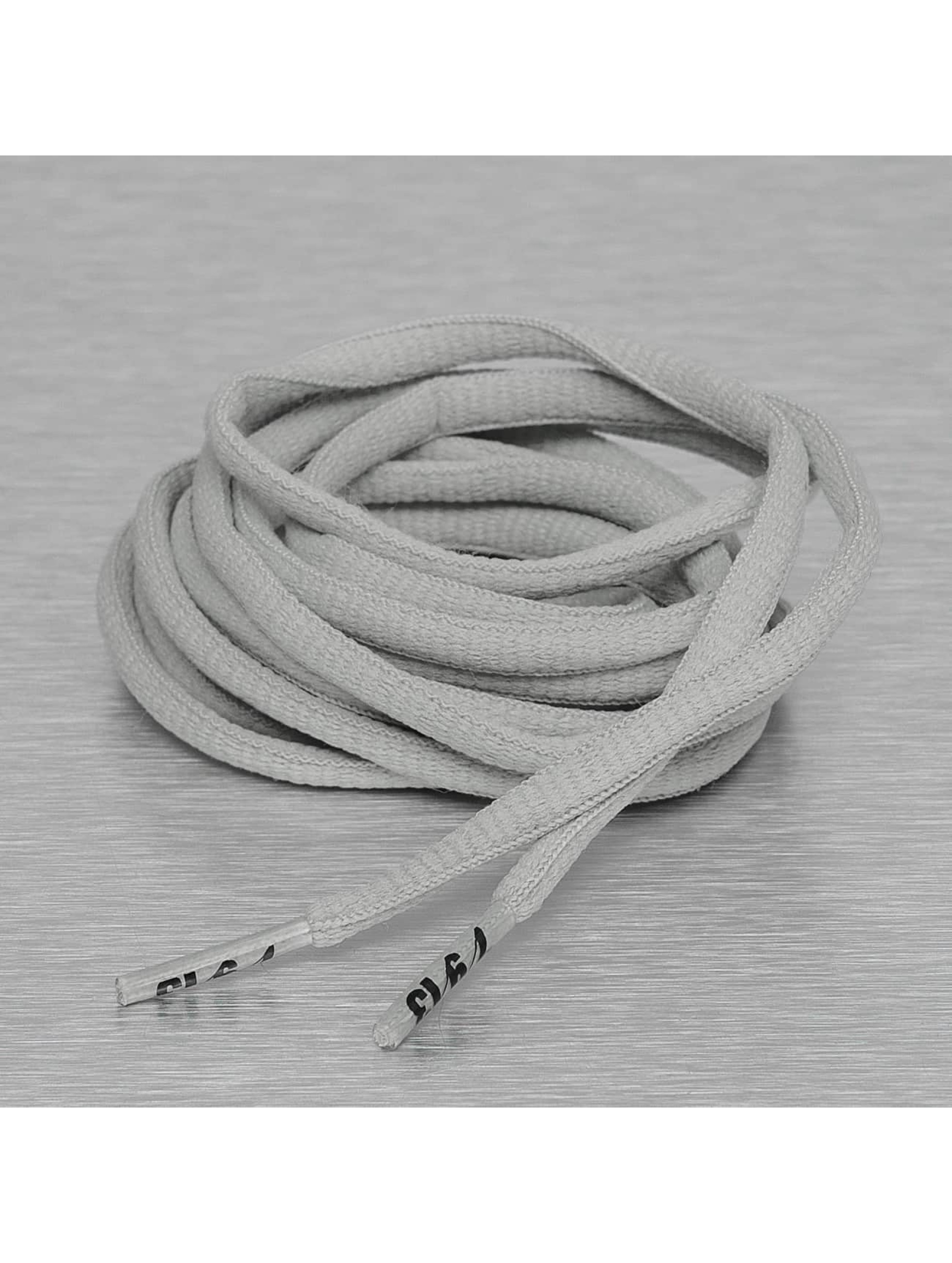 Seven Nine 13 Shoelace Hard Candy Round gray