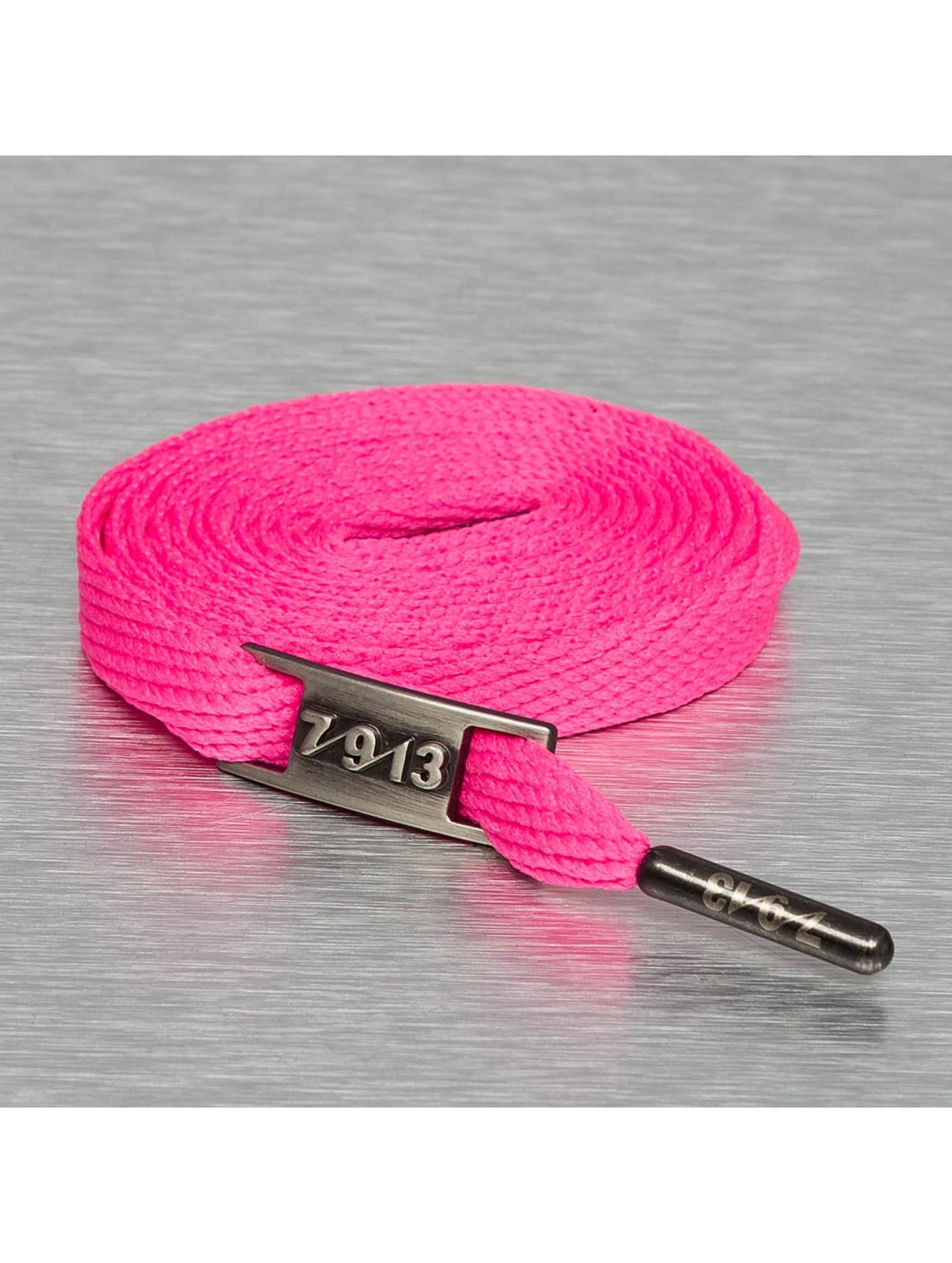 Seven Nine 13 Sznurowadło Full Metal pink