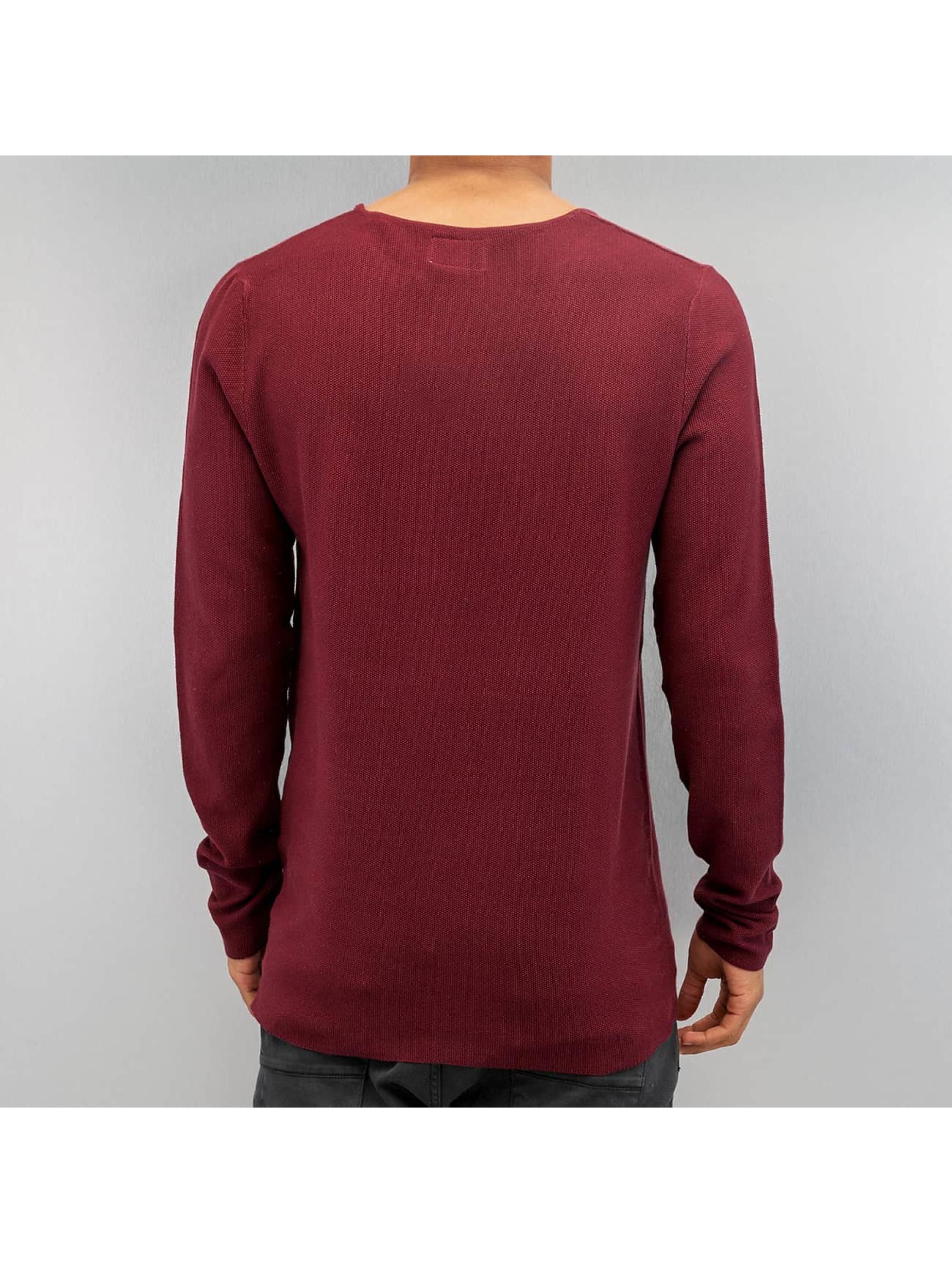 SHINE Original Пуловер Pearl Sheater красный