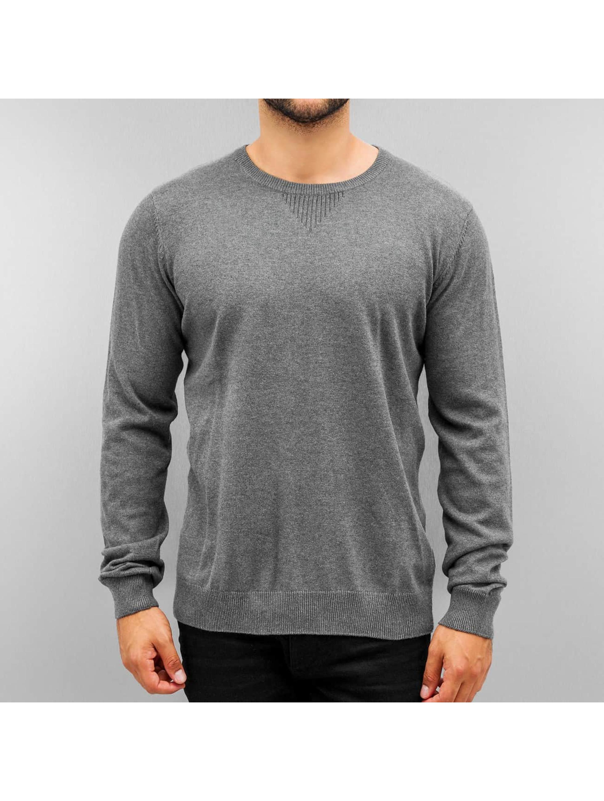 SHINE Original Пуловер Basic серый