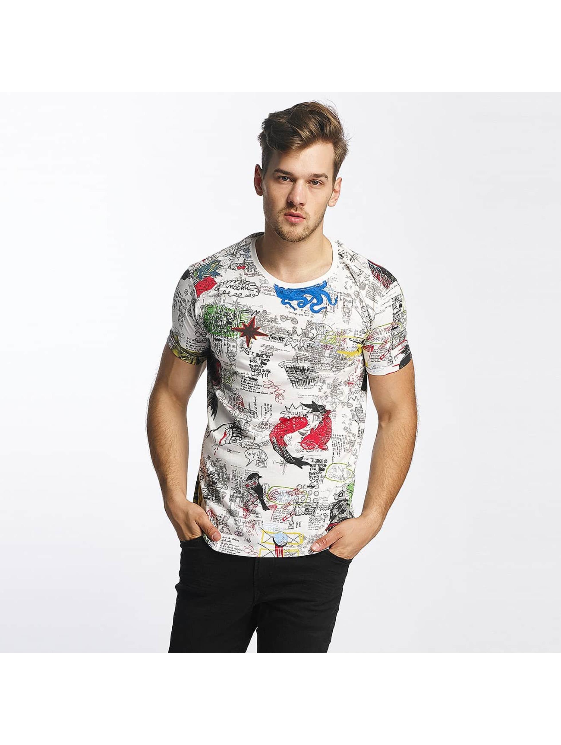 SHINE Original Camiseta Capsule AOP blanco