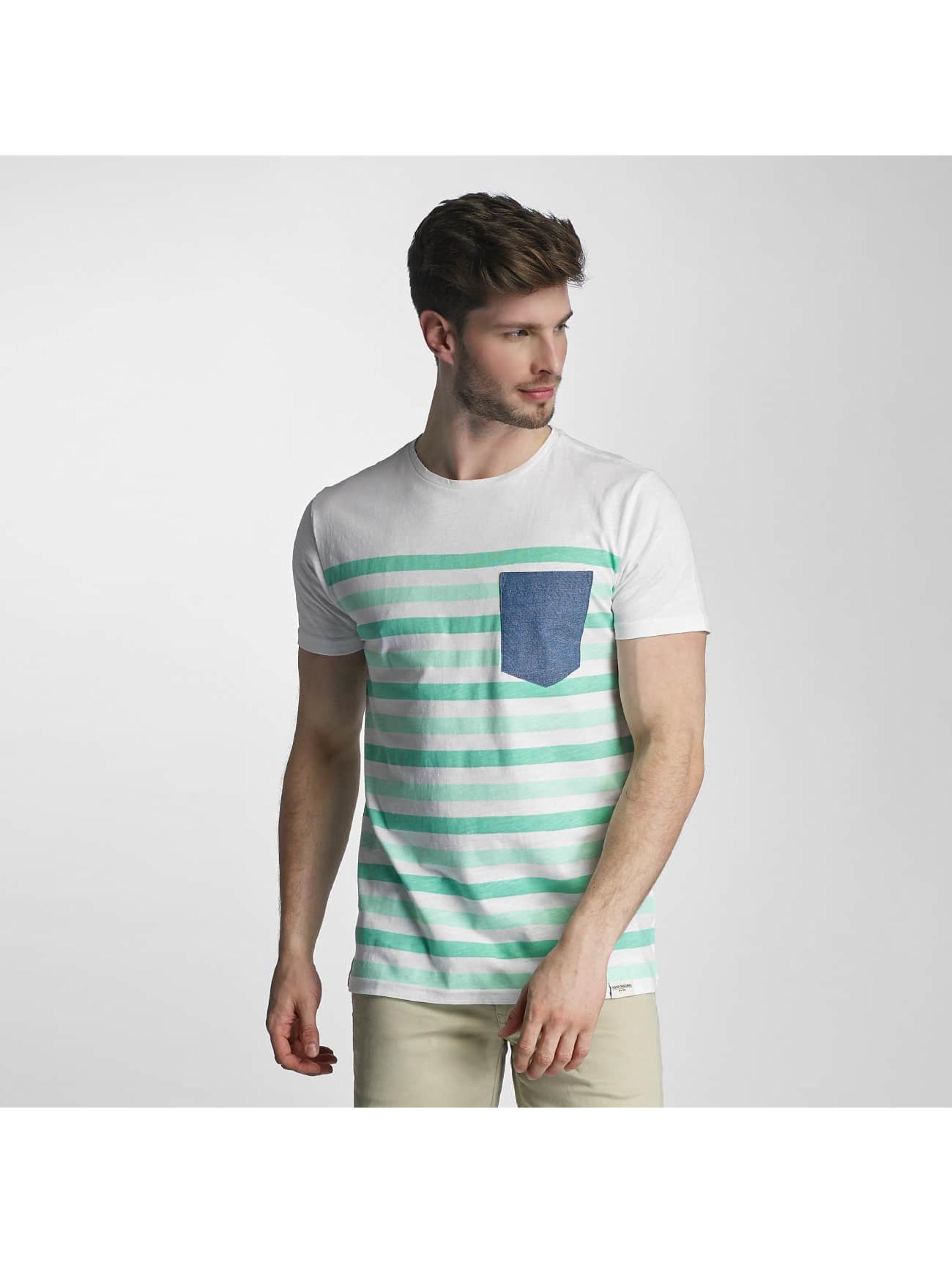 SHINE Original Camiseta Striped verde